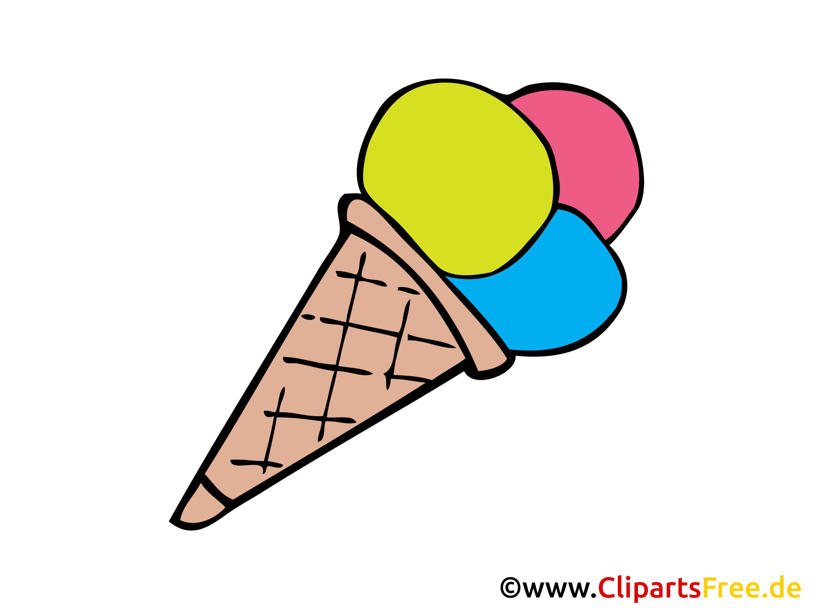 Ice-Cream Clip Art free