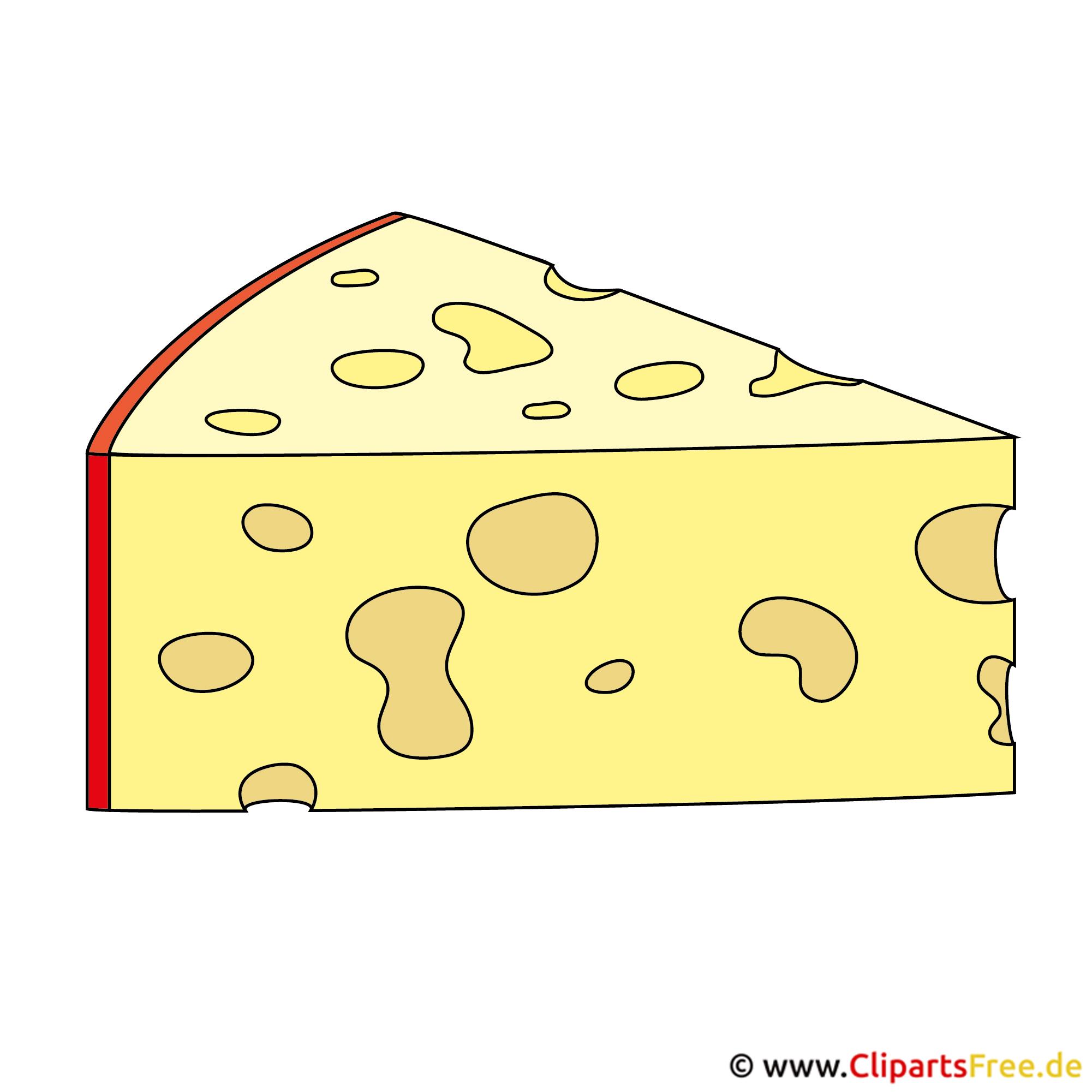Käse clipart schwarz weiß  Käse Cliparts