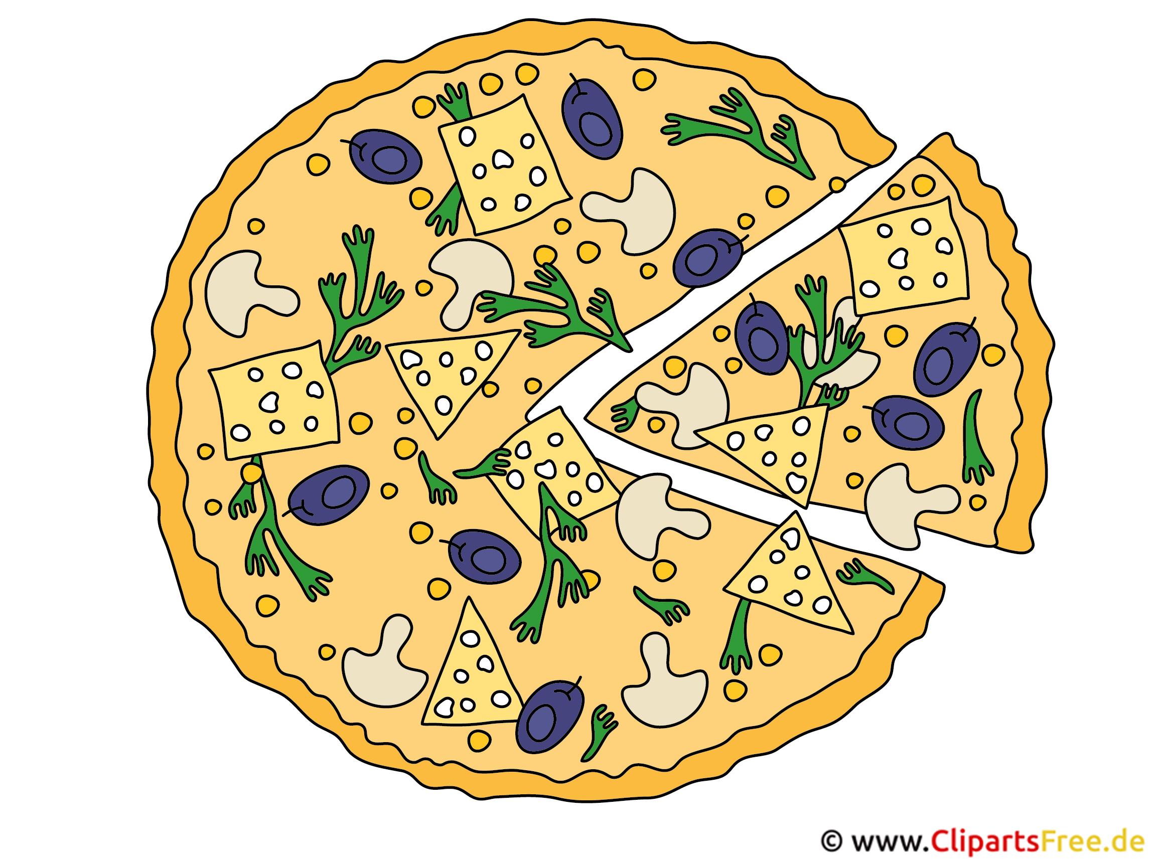 Pizza Bilder
