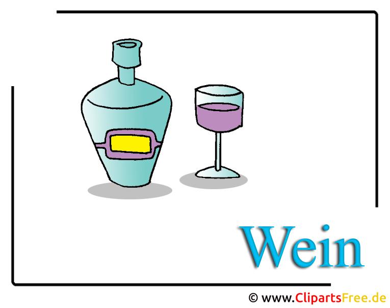 Wein-Clipart-free
