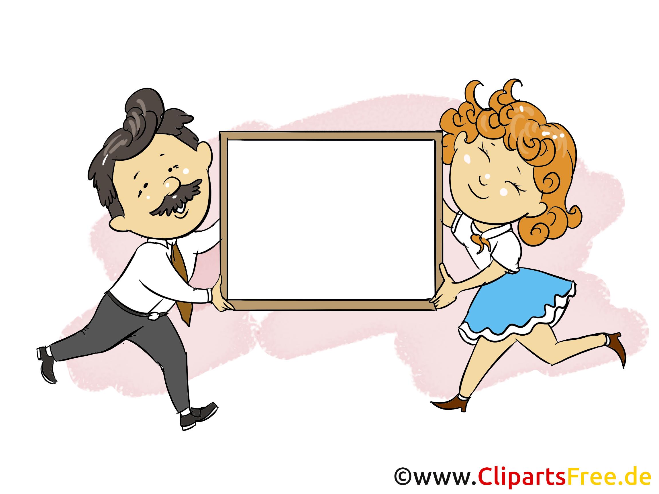 Mann Frau Clipart