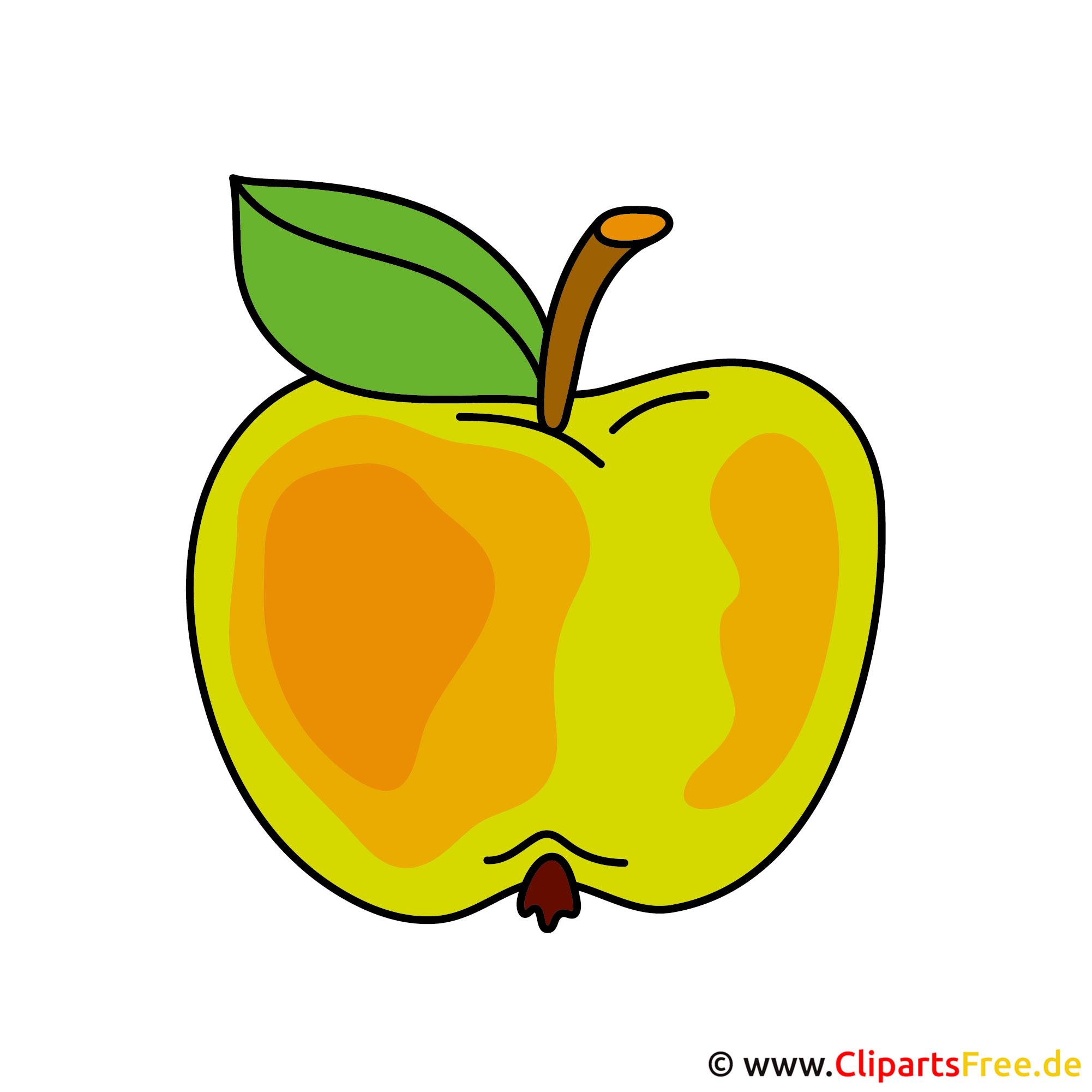 Apfel Clip Art