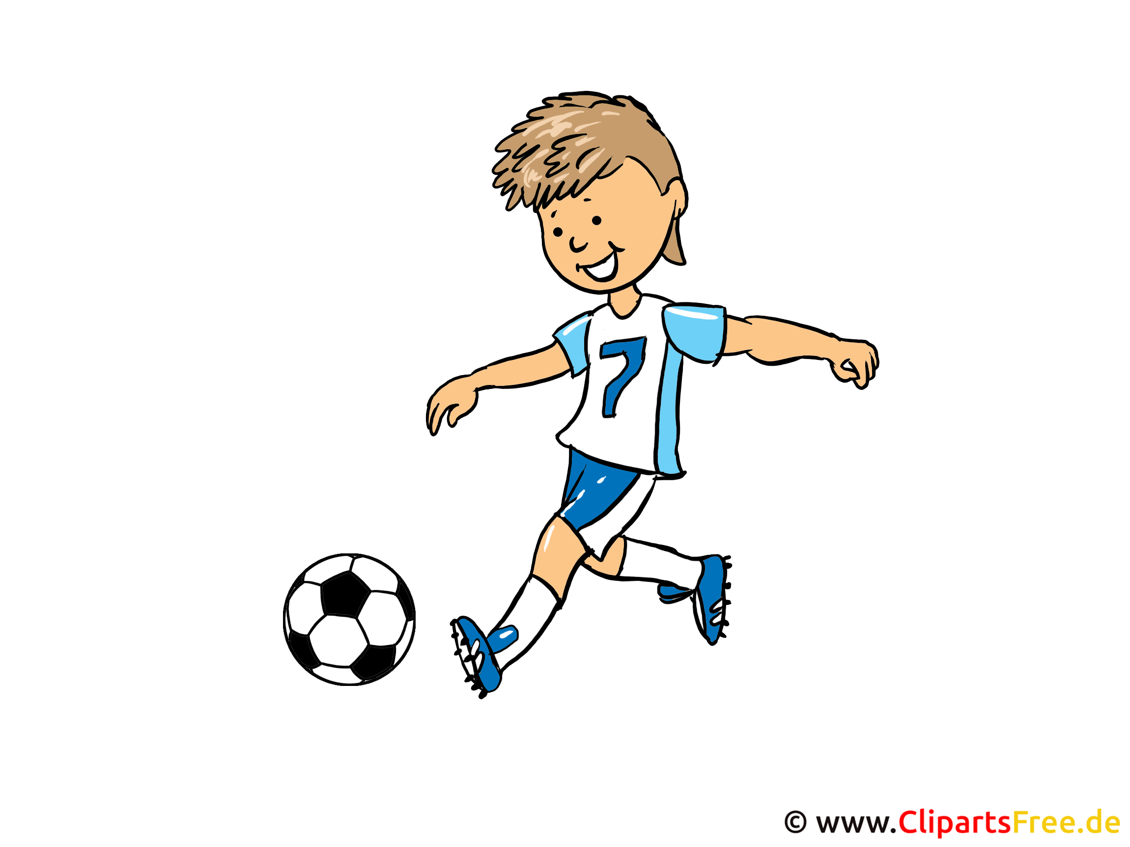 Clip Art Fußball