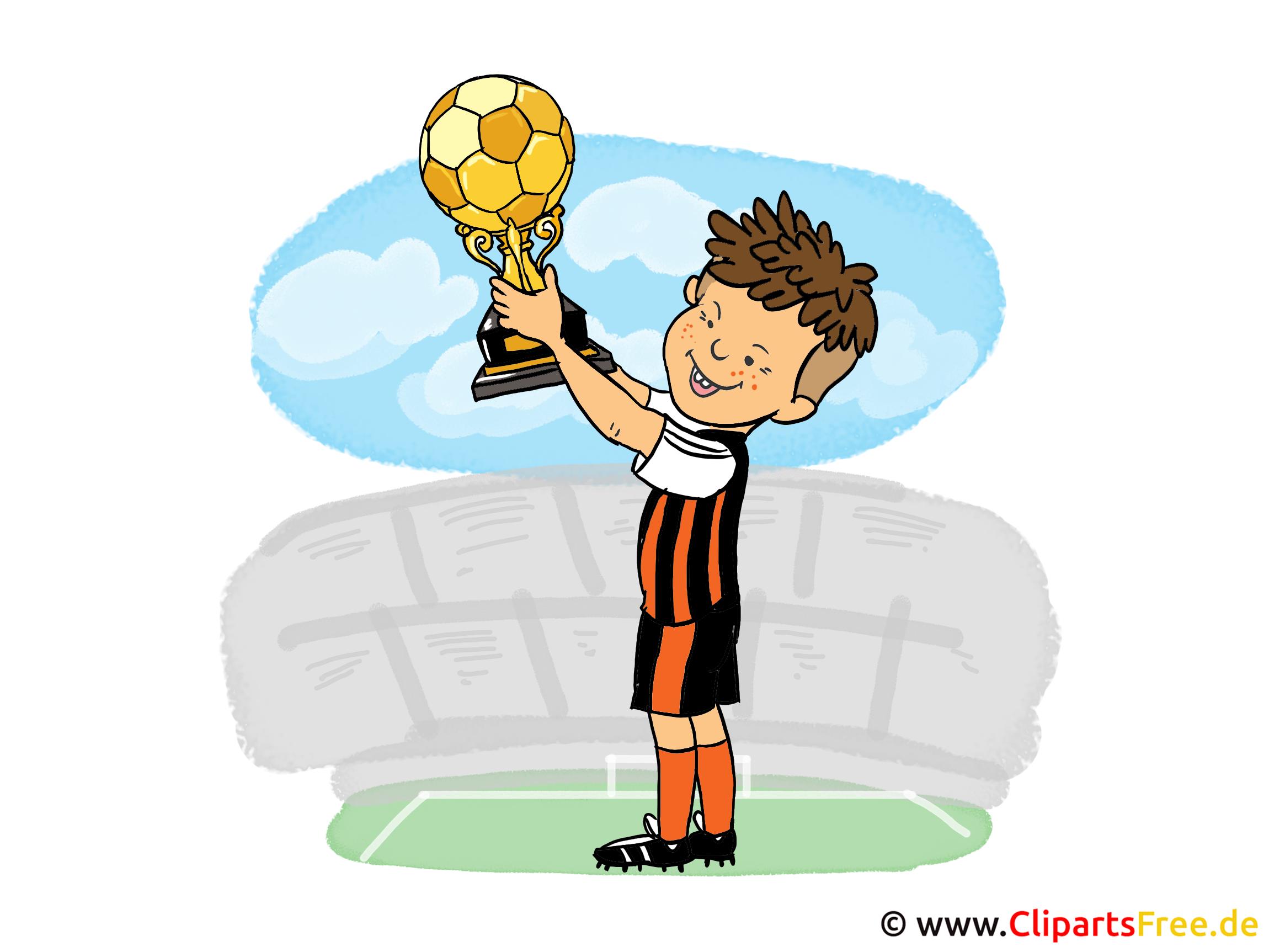 Fussball Bilder Cliparts 4616 on Kindergarten Clip Art
