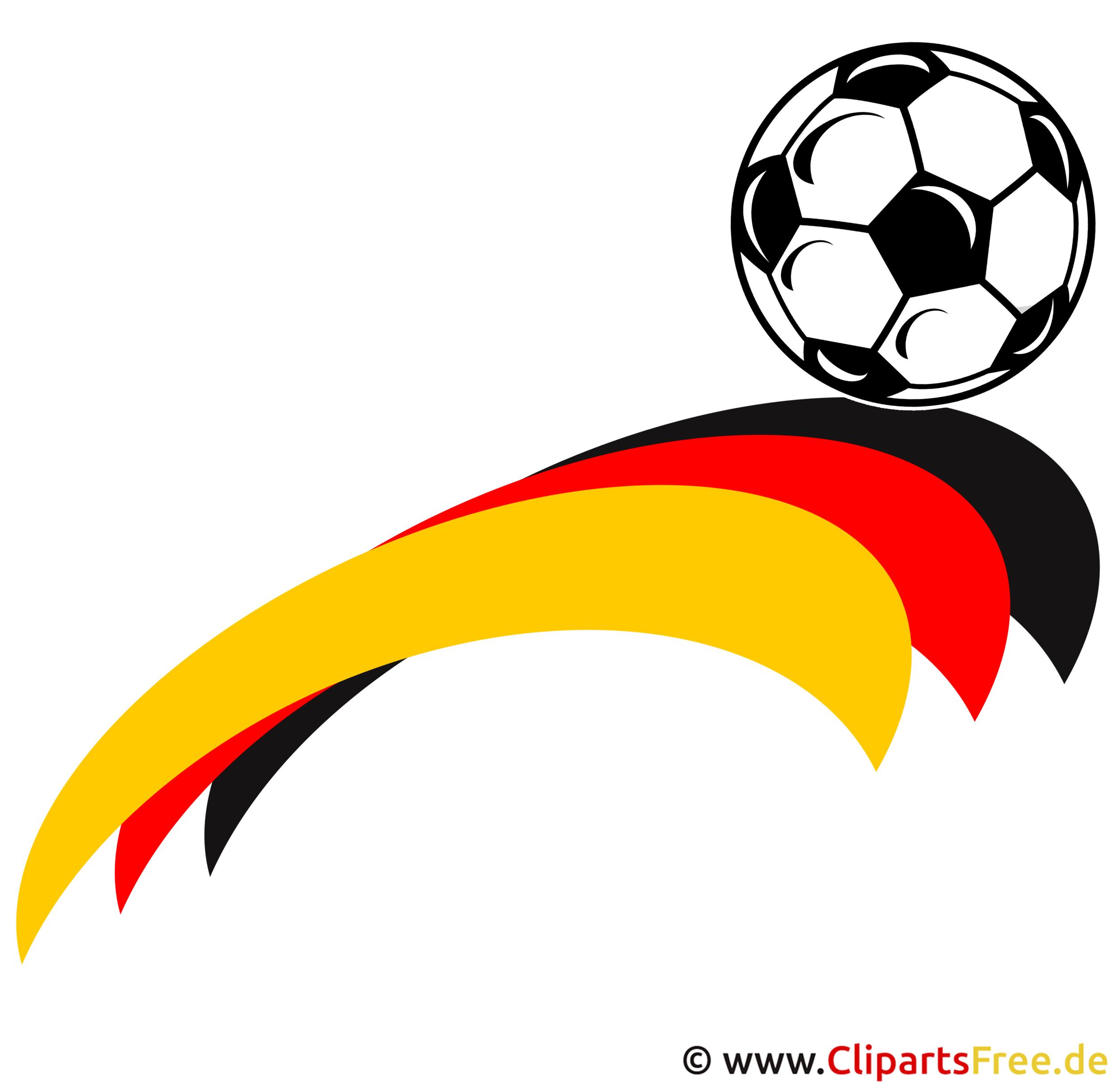 Fussball Clipart zu Fussball WM