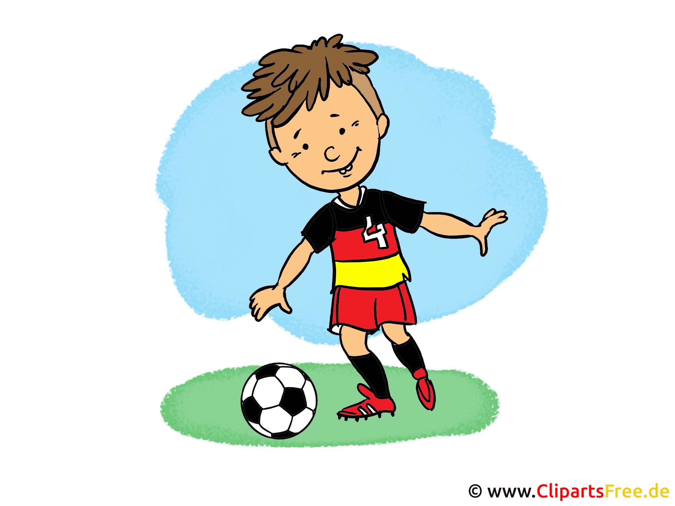 Lustige Fussball Cartoons