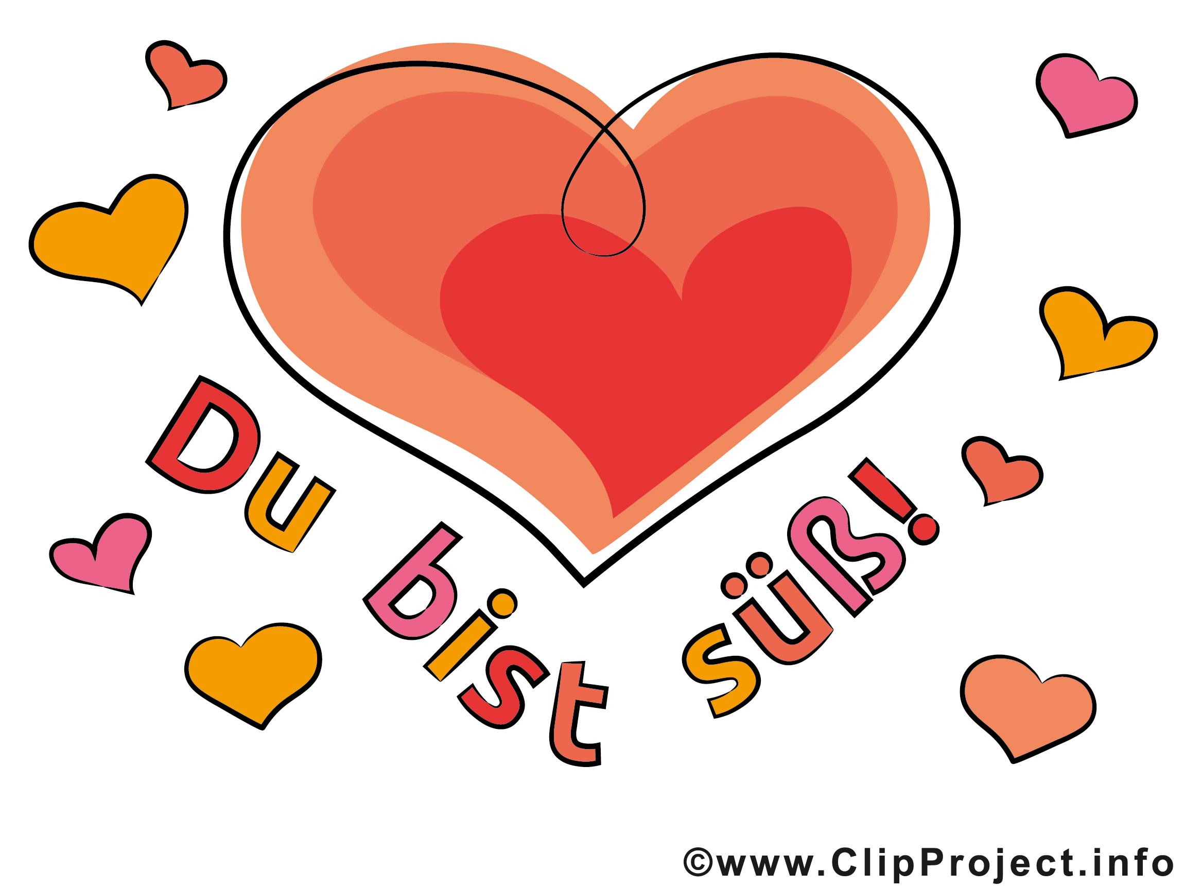Süß Liebe