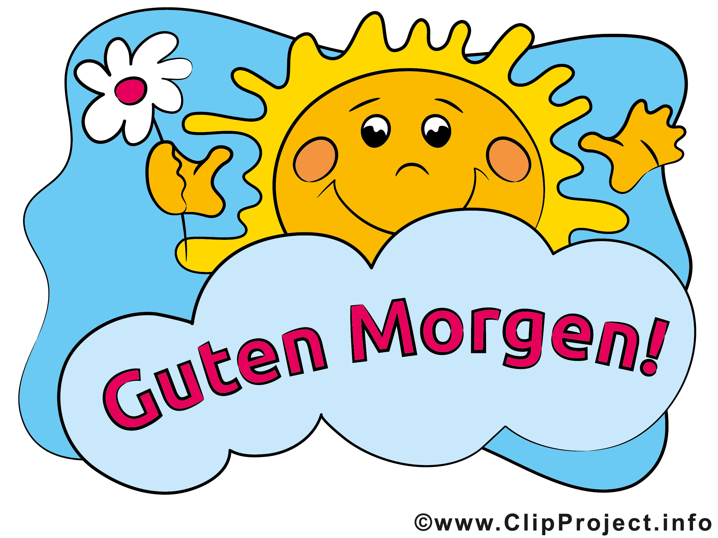 what is guten morgen