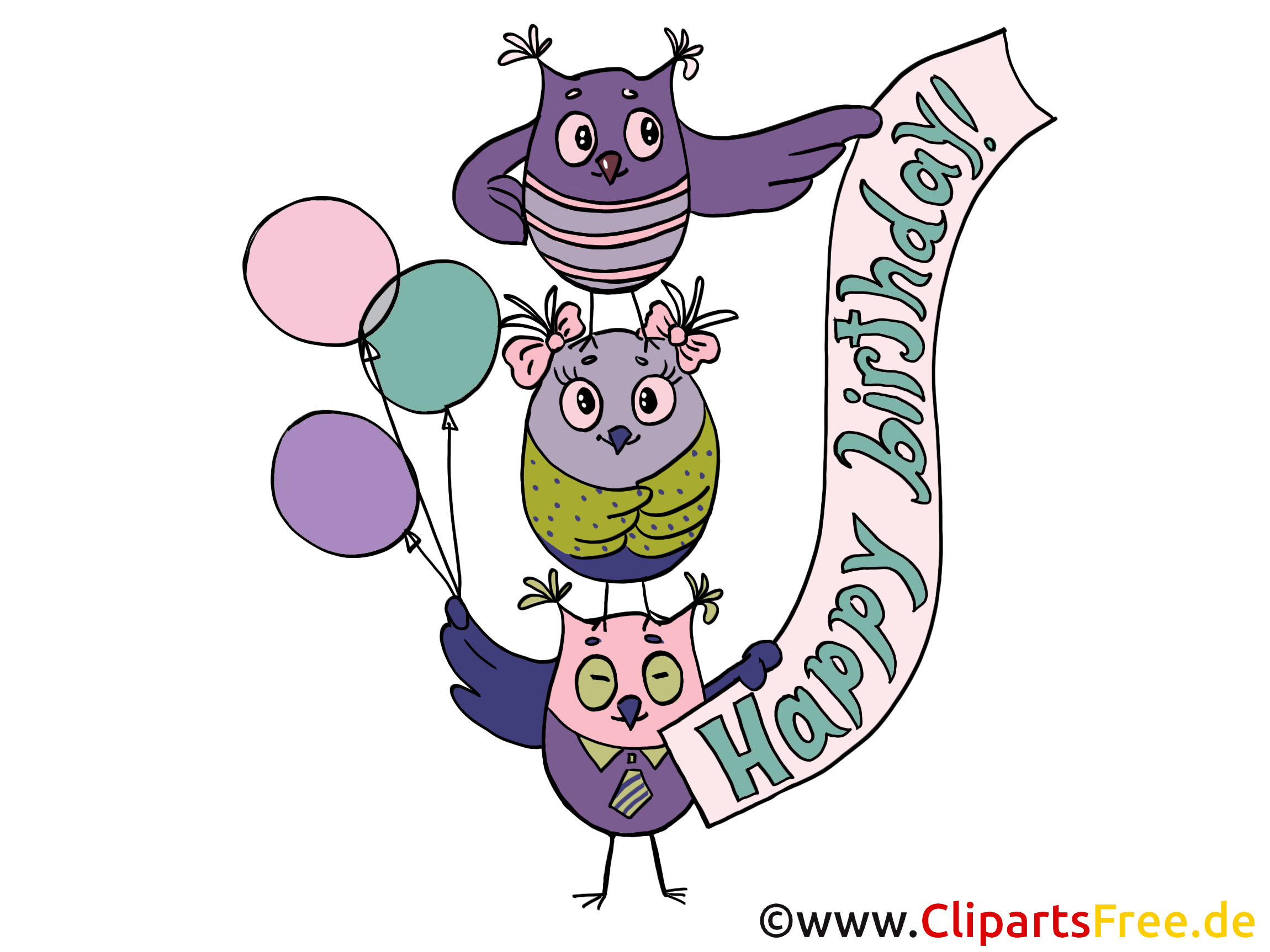 Birthday Graphics free