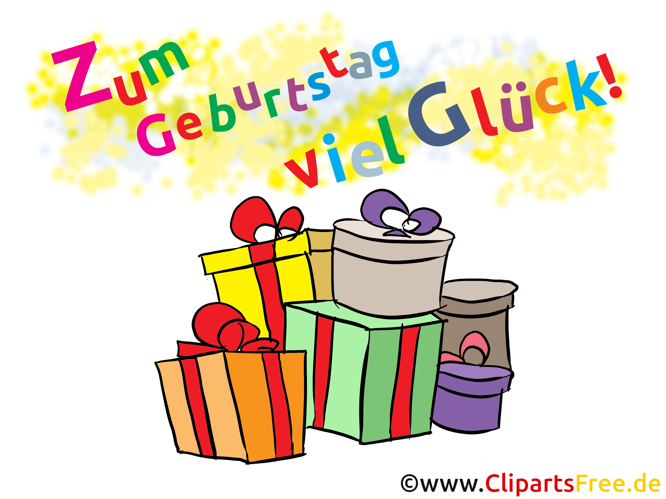 clipart geburtstag - photo #44