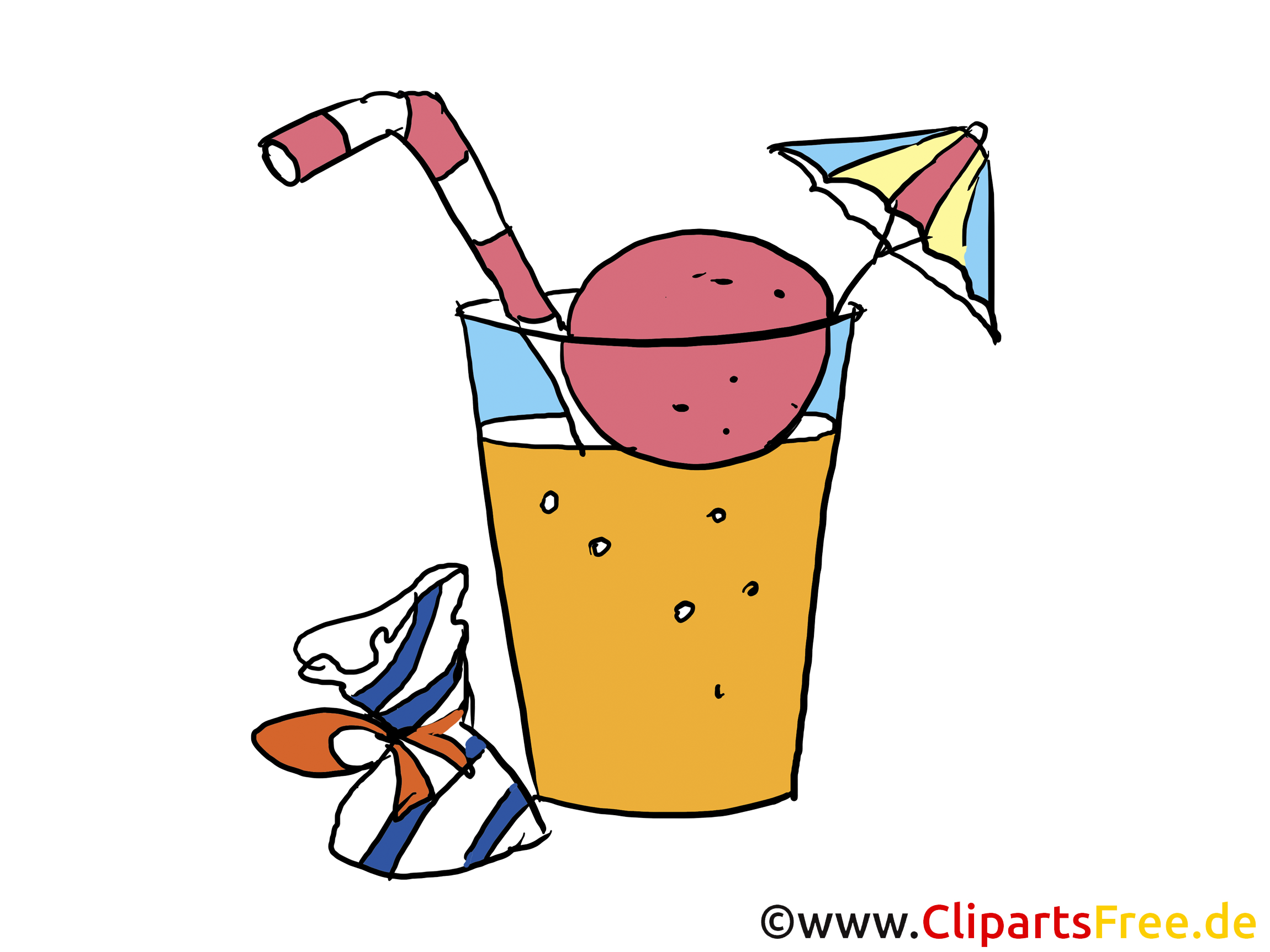 Cocktail Clipart Party