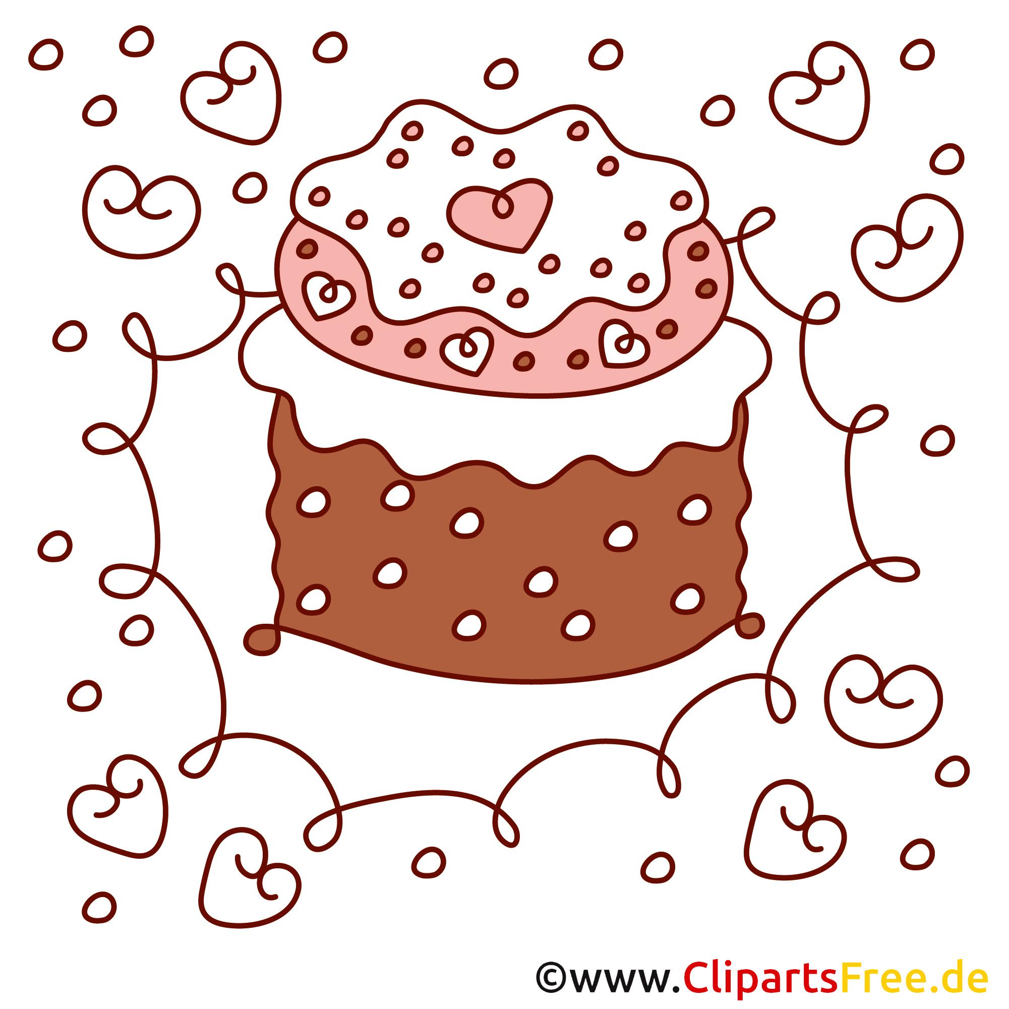 Geburtstagsbilder kostenlos - Clip Art free