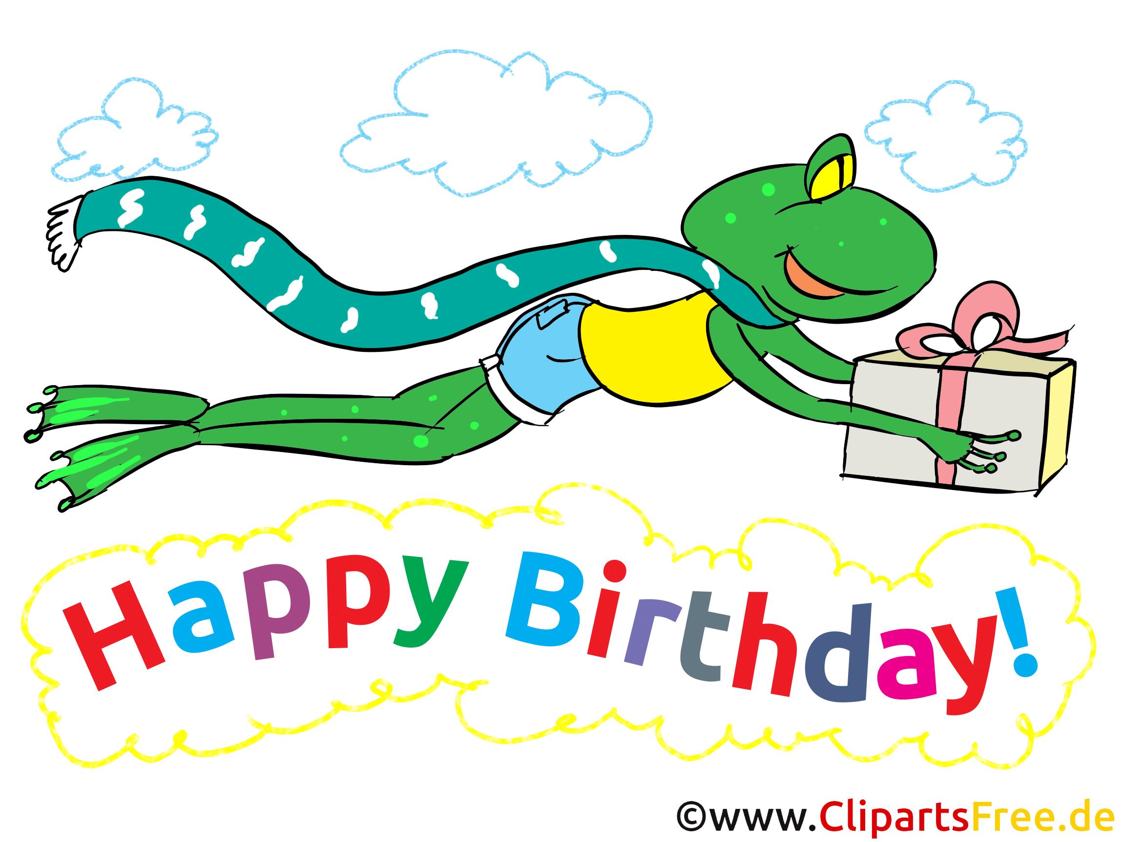 Happy Birthday Grafik
