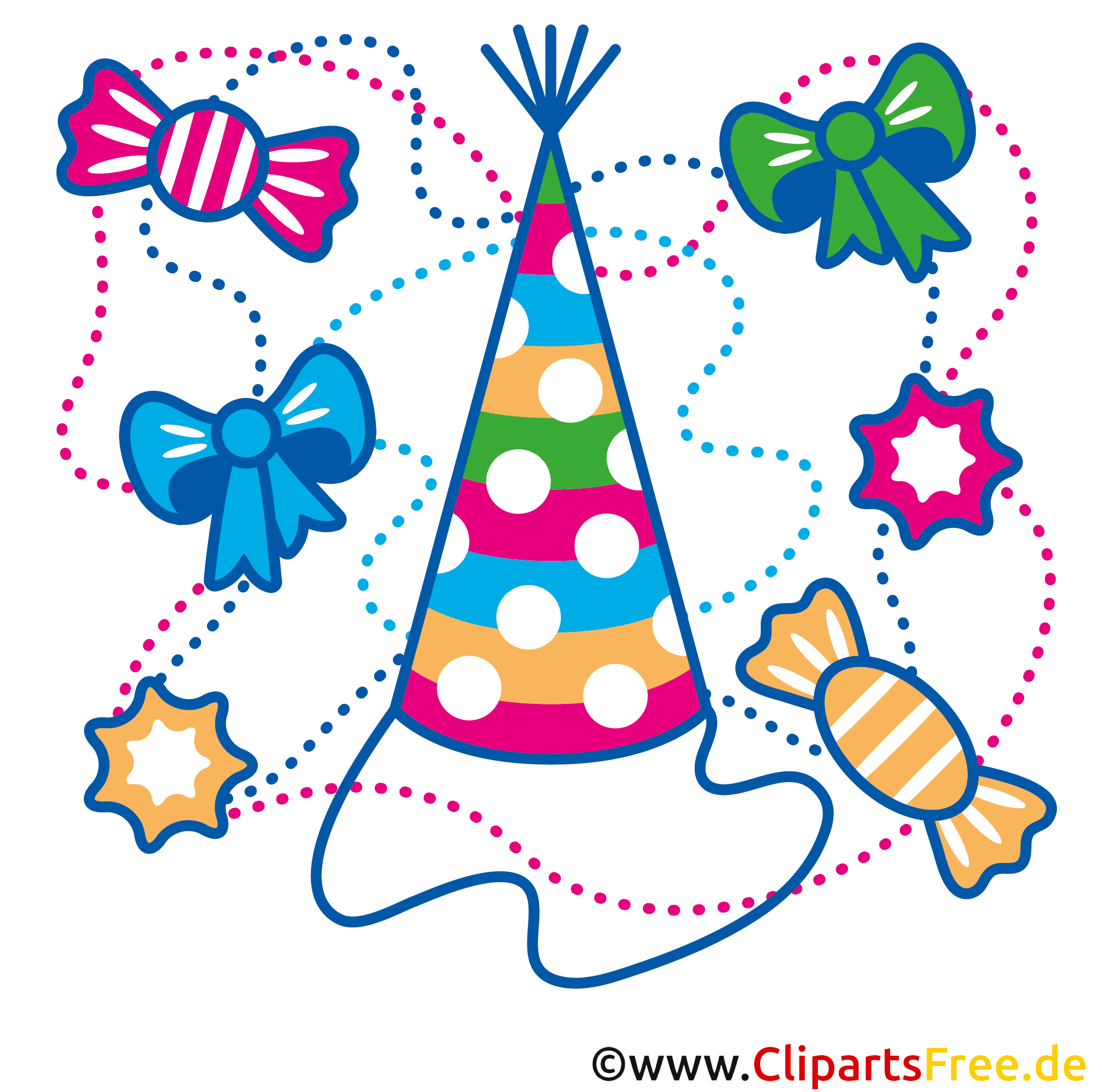 Party Clipart gratis
