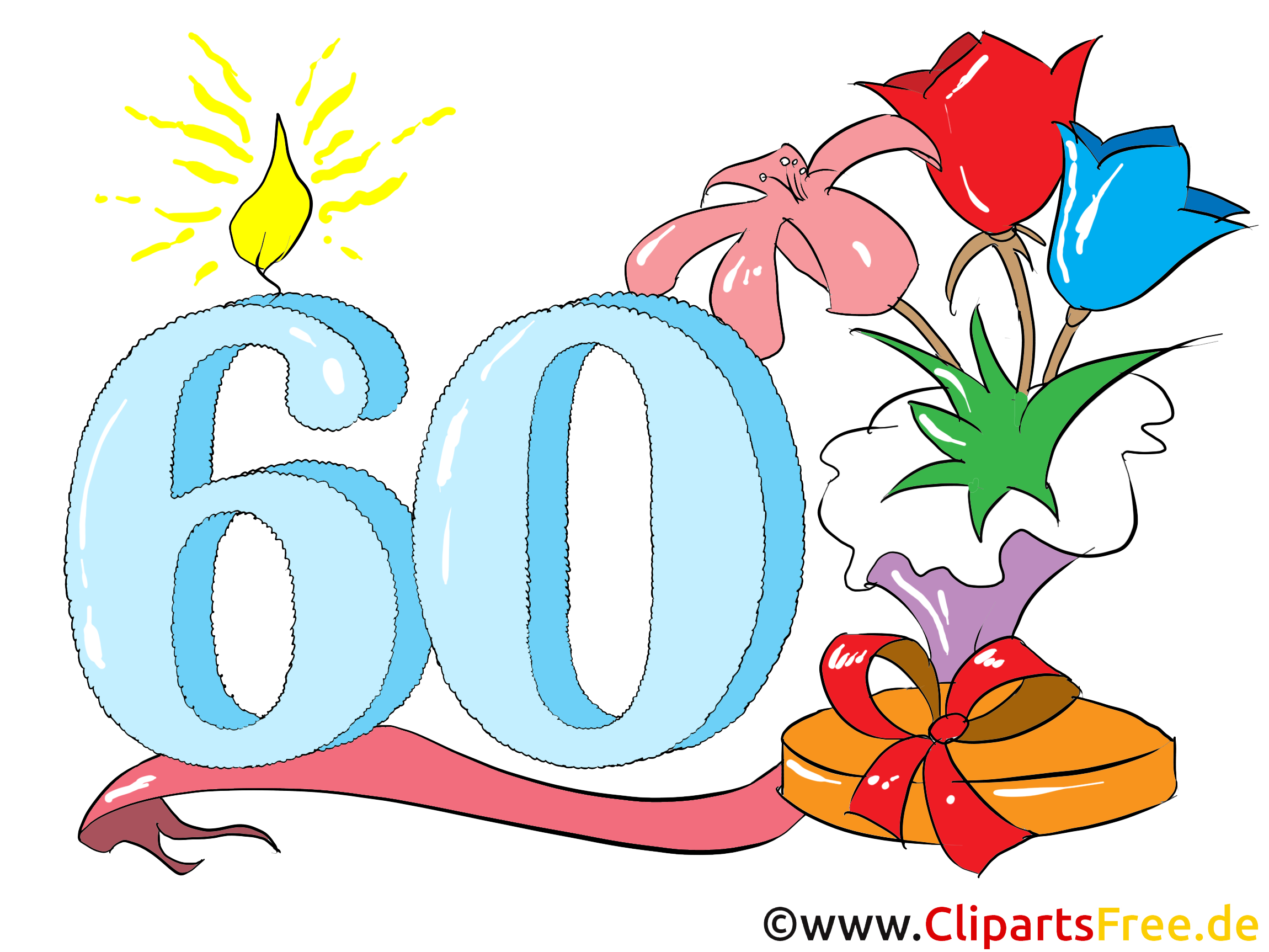Cliparts Geburtstag