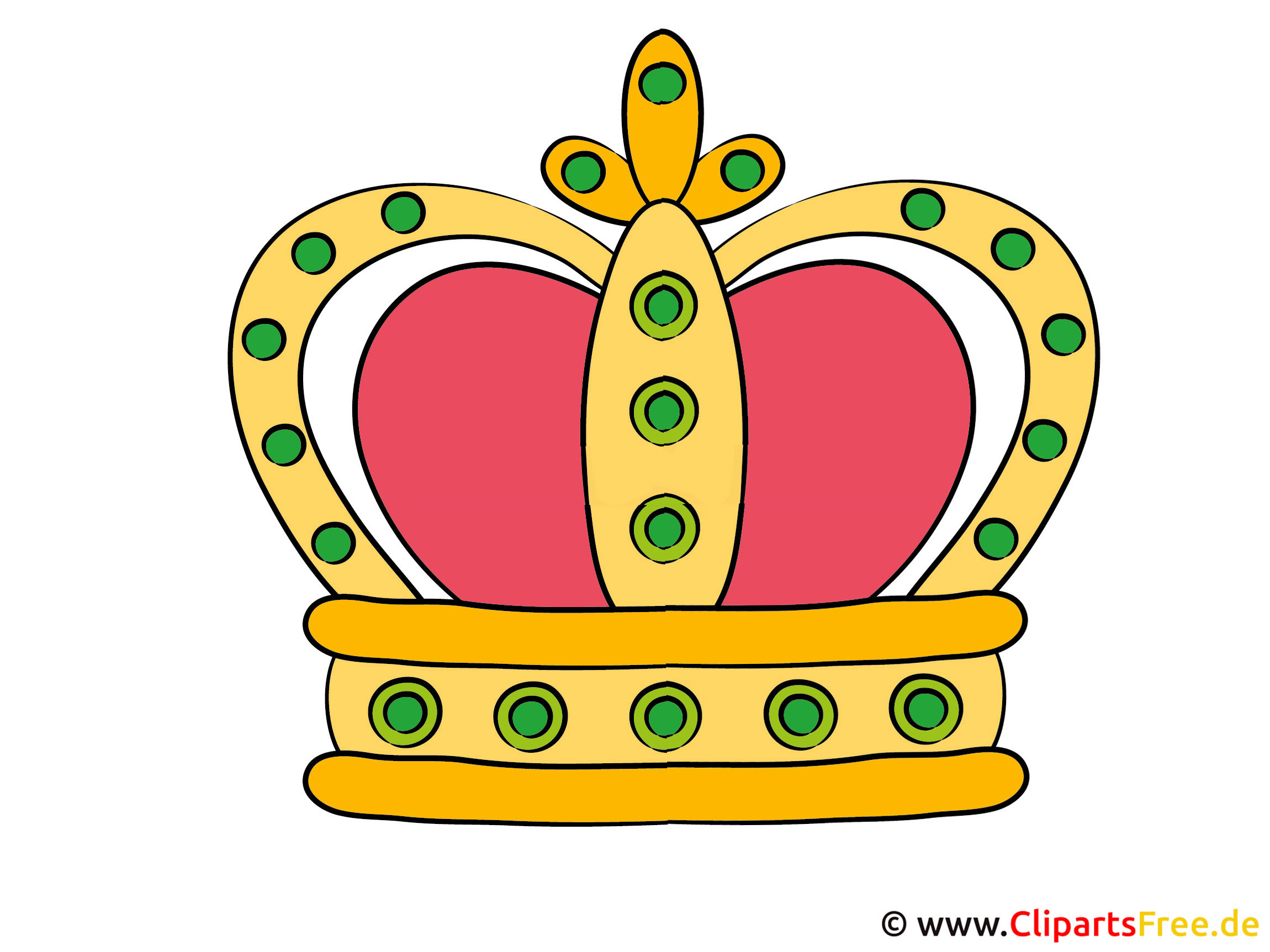 krone clipart  bild  cartoon  illustration  image clip art crowns for kings clip art crown of roses