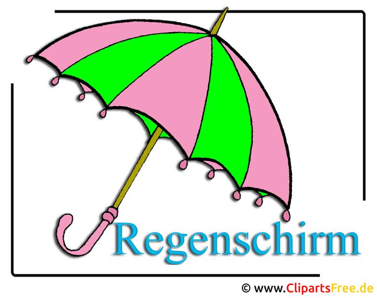 Regenschirm-Clipart-free