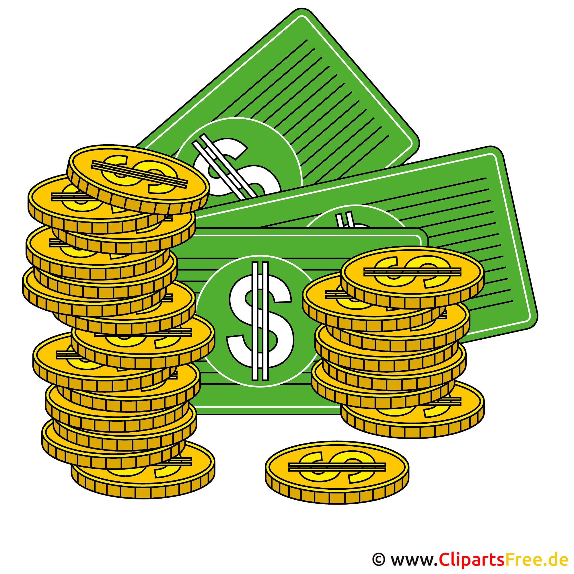Money Bild-Clipart free