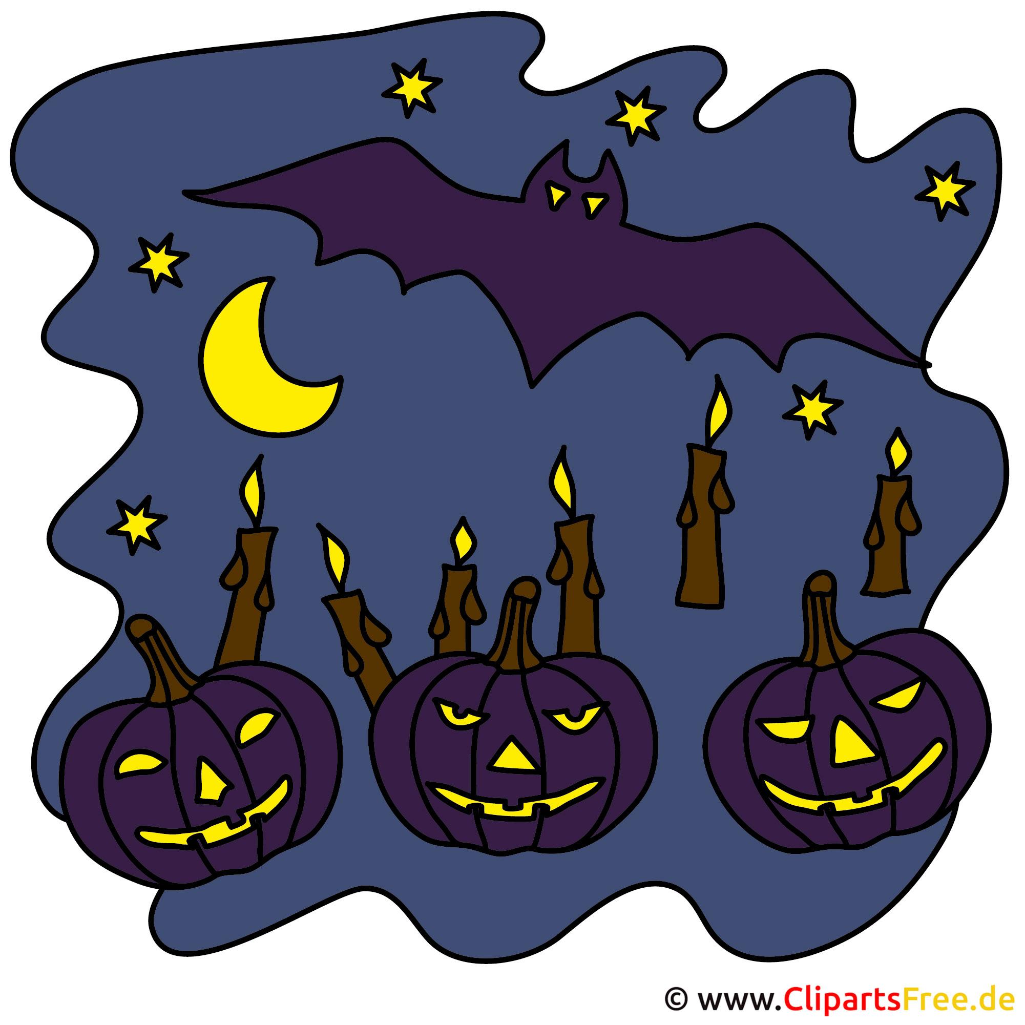 Bilder zu Halloween zum Bastelns