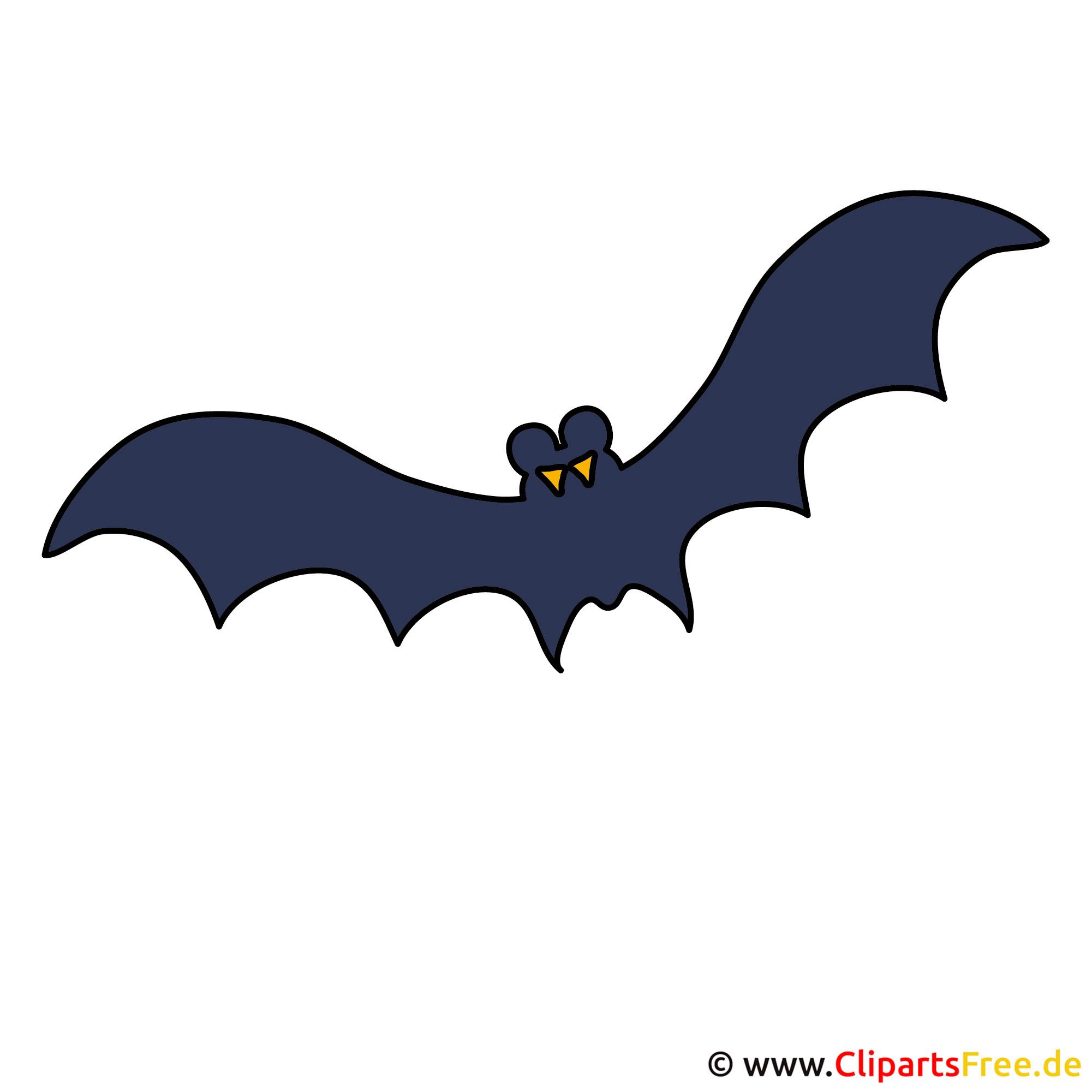 gif zu halloween fledermaus