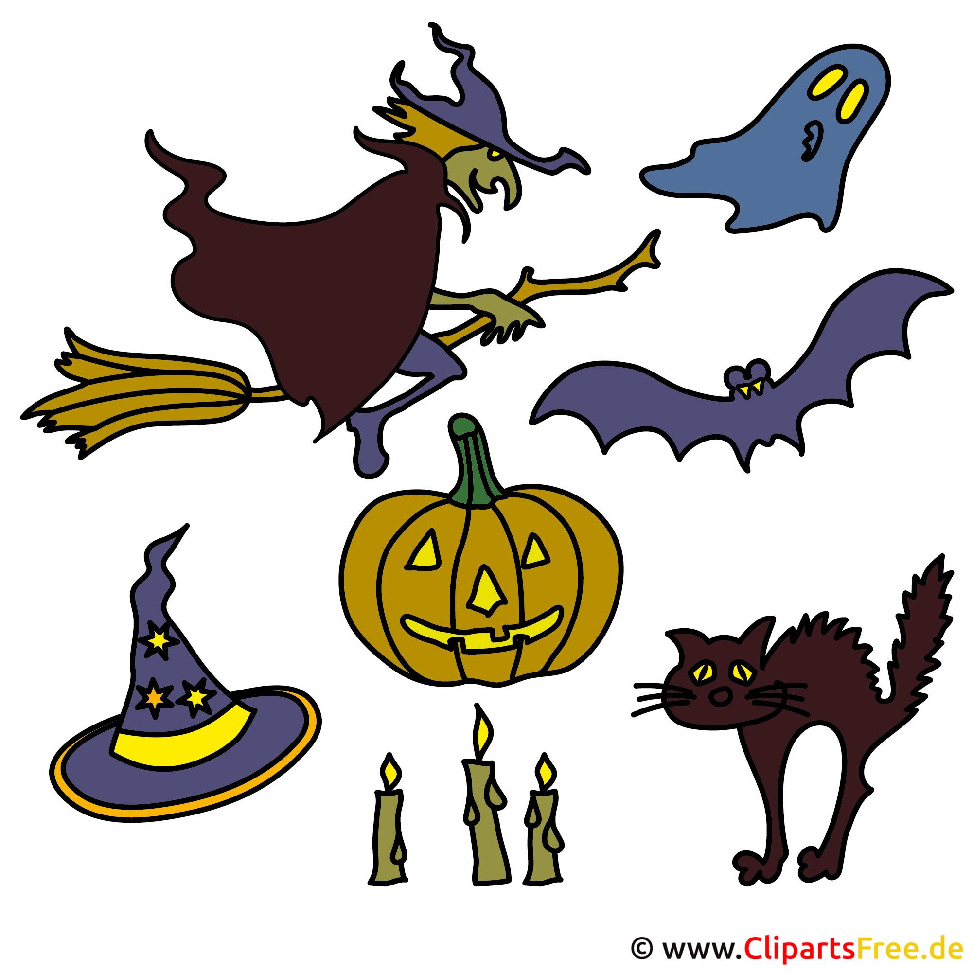 Gifs zu Halloween  kostenlos