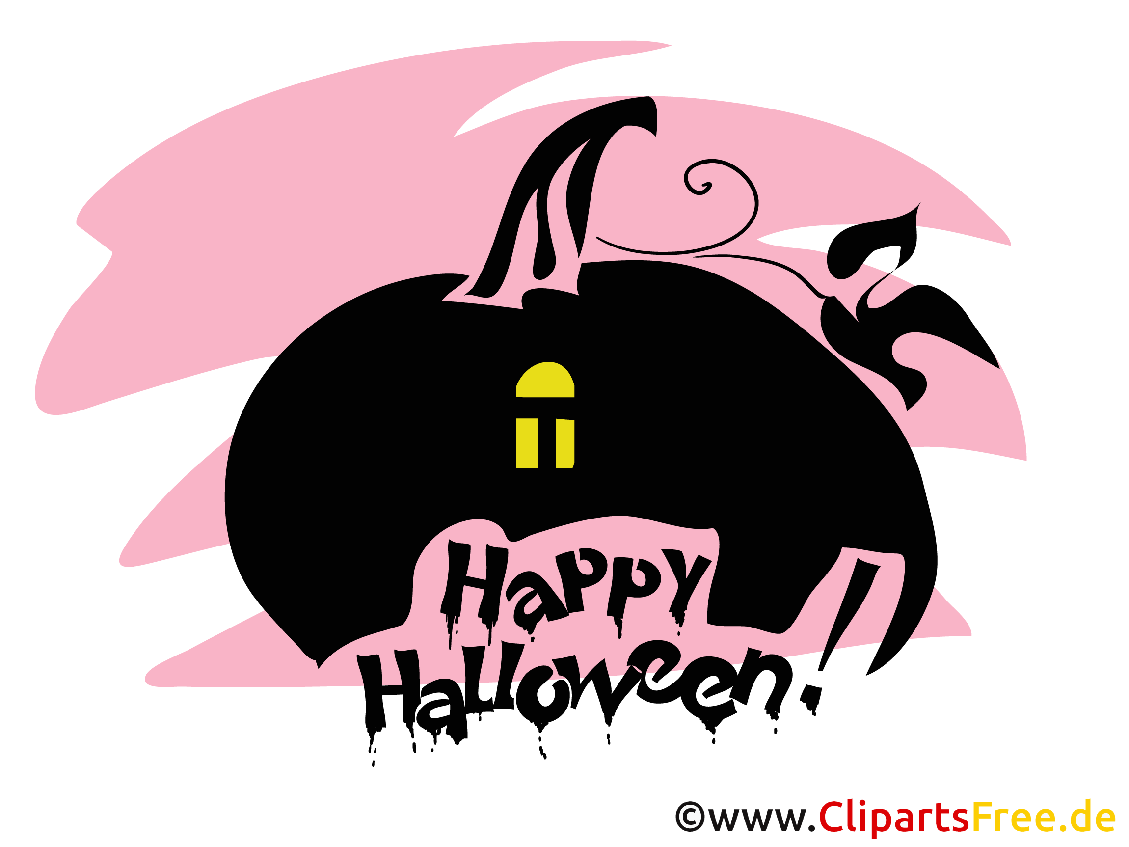 Halloween Clipart, Bild, Cartoon