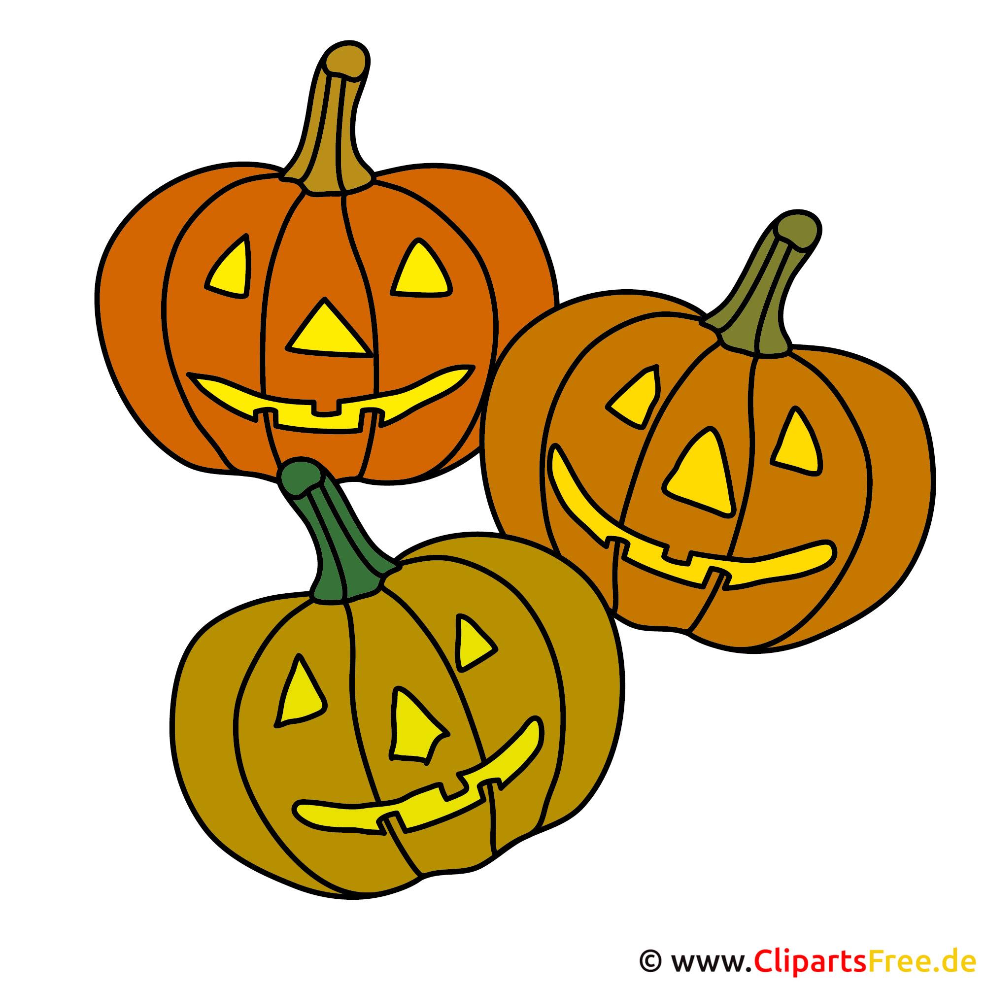 Halloween Cliparts free