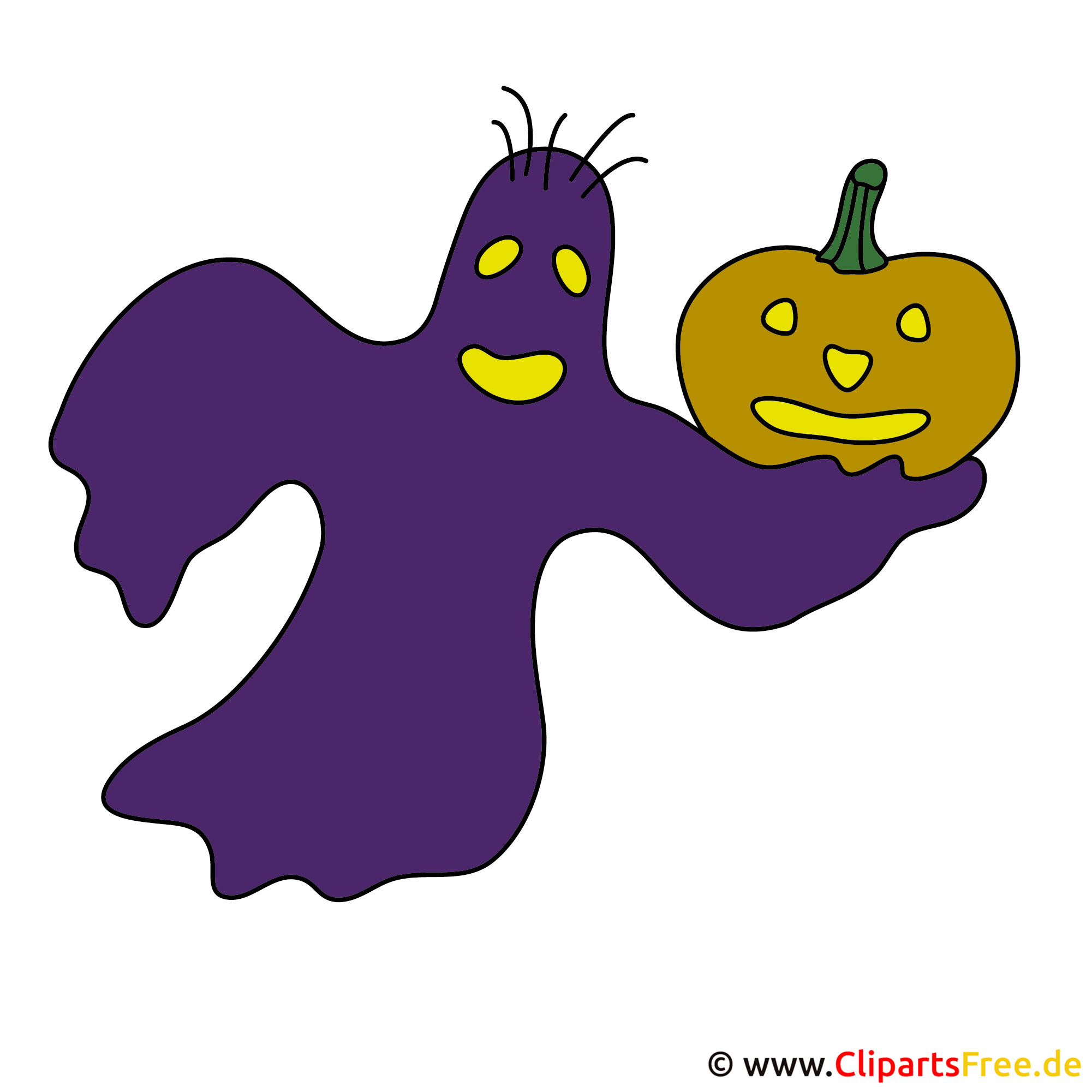 Halloween Cliparts free download