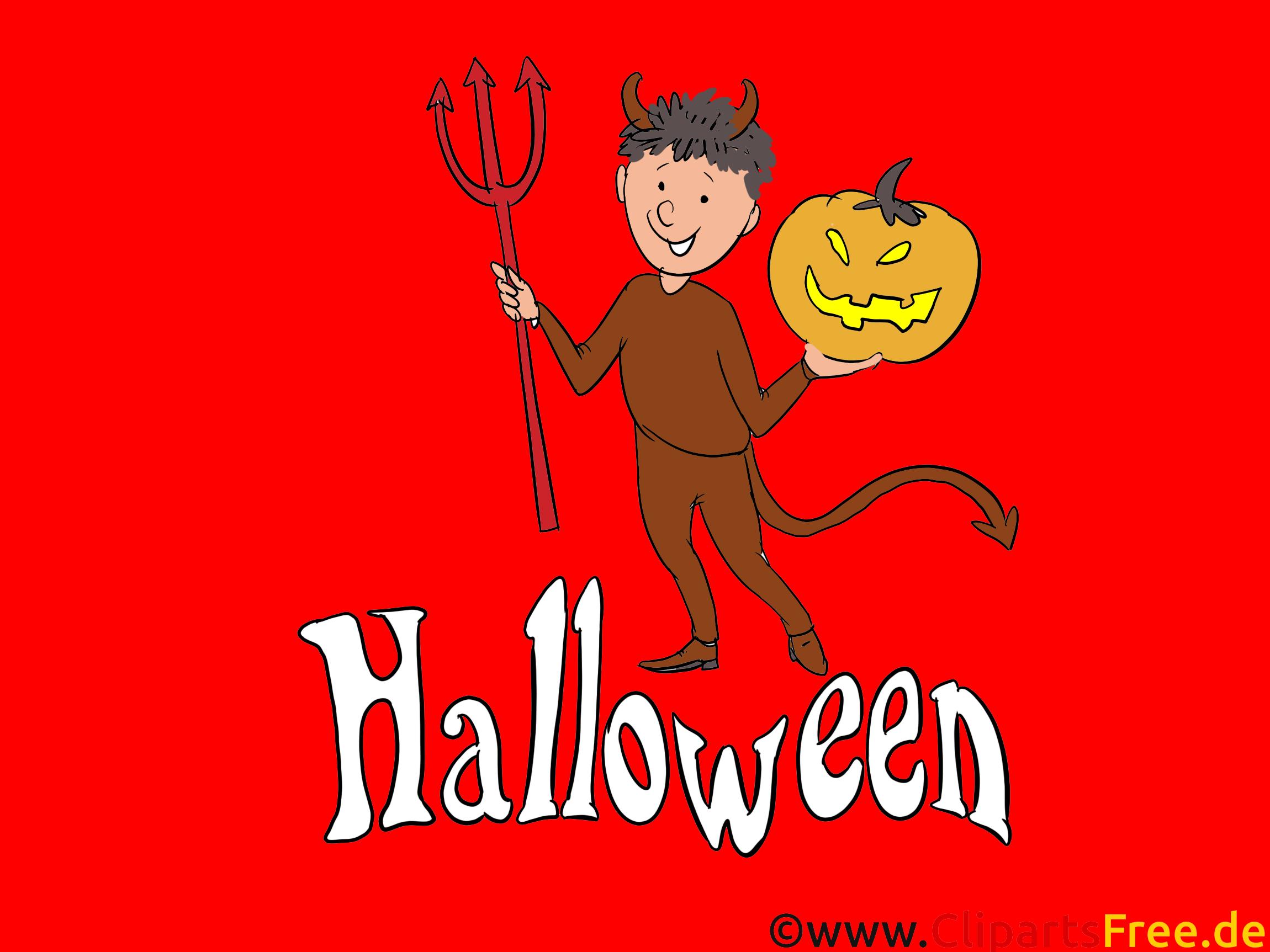 Halloween Einladungskarten selbst gestalten mit unseren Illustrationen, Vorlagen, Bildern, Cliparts