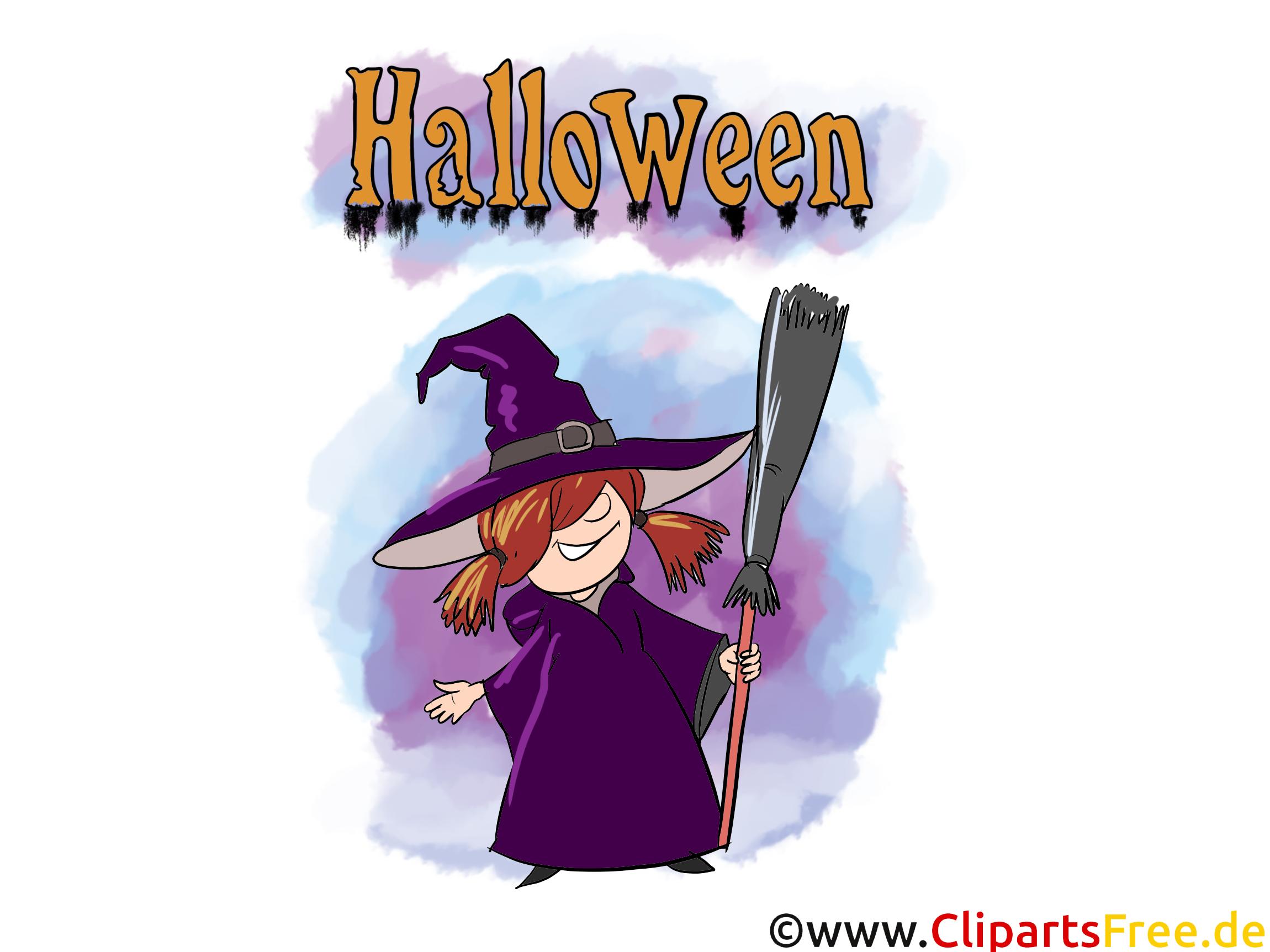 halloween karten  cliparts bilder grusskarten vorlagen