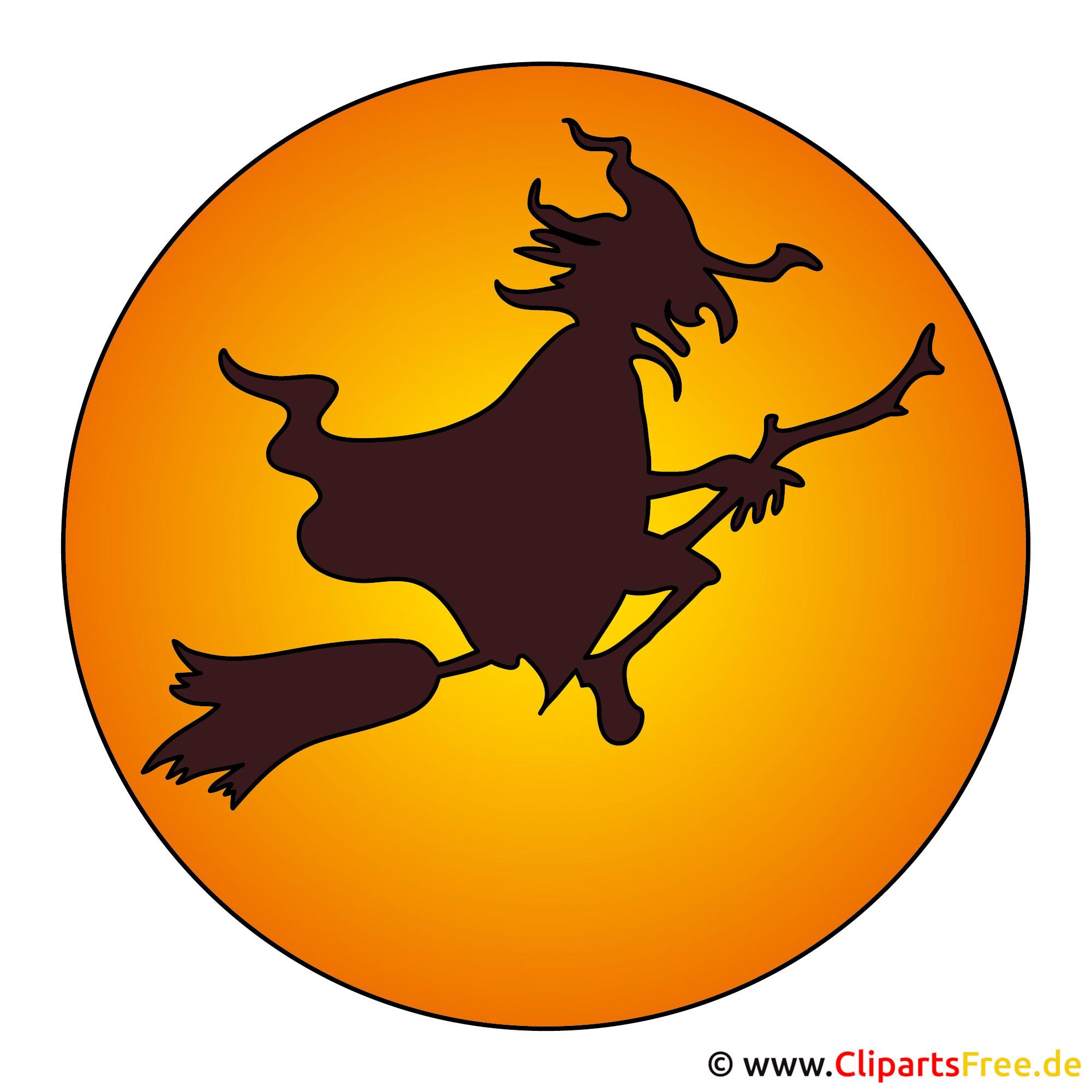 clipart halloween hexen - photo #1