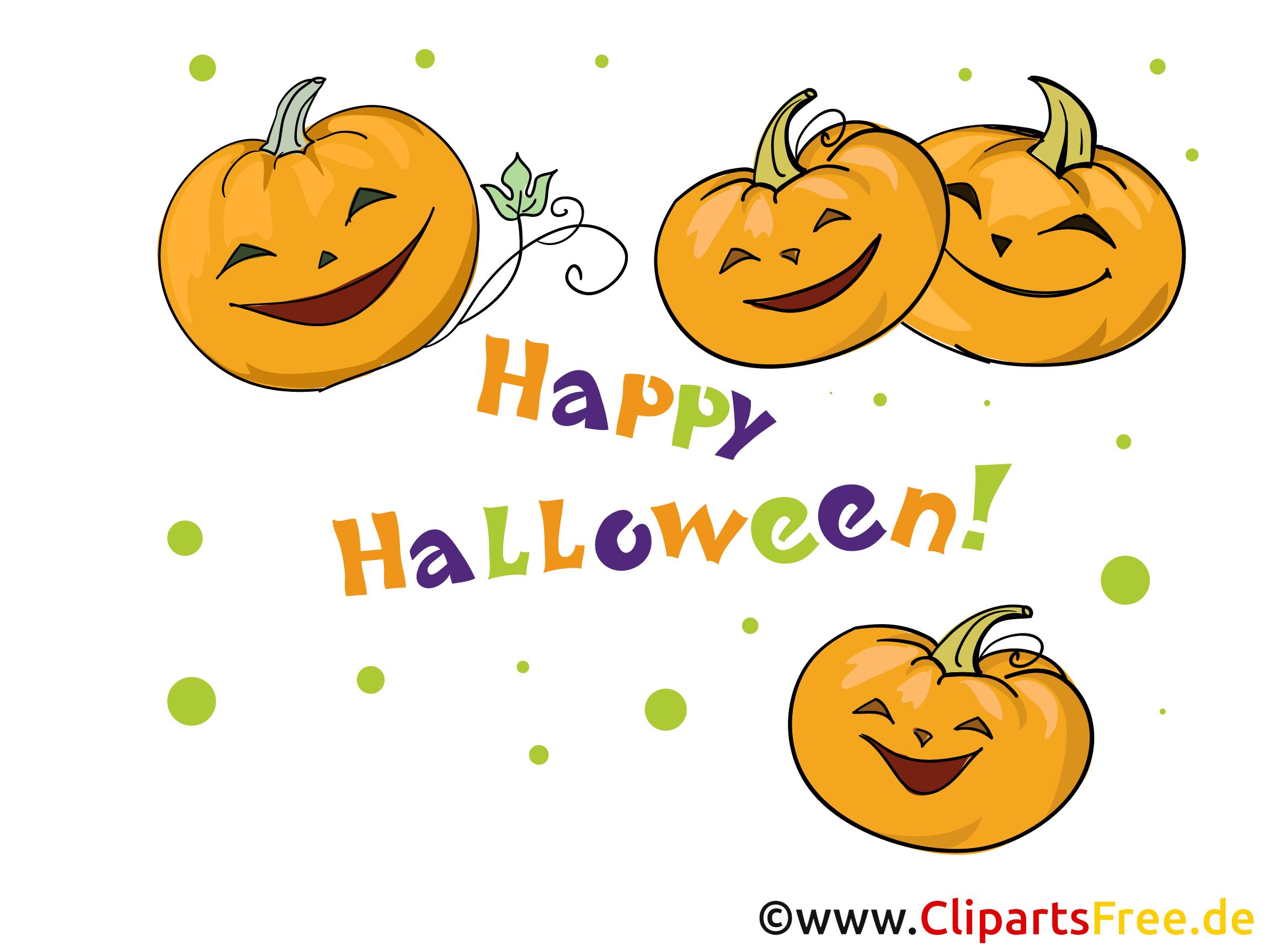 Kürbisse Bilder zum 31 Oktober - Halloween