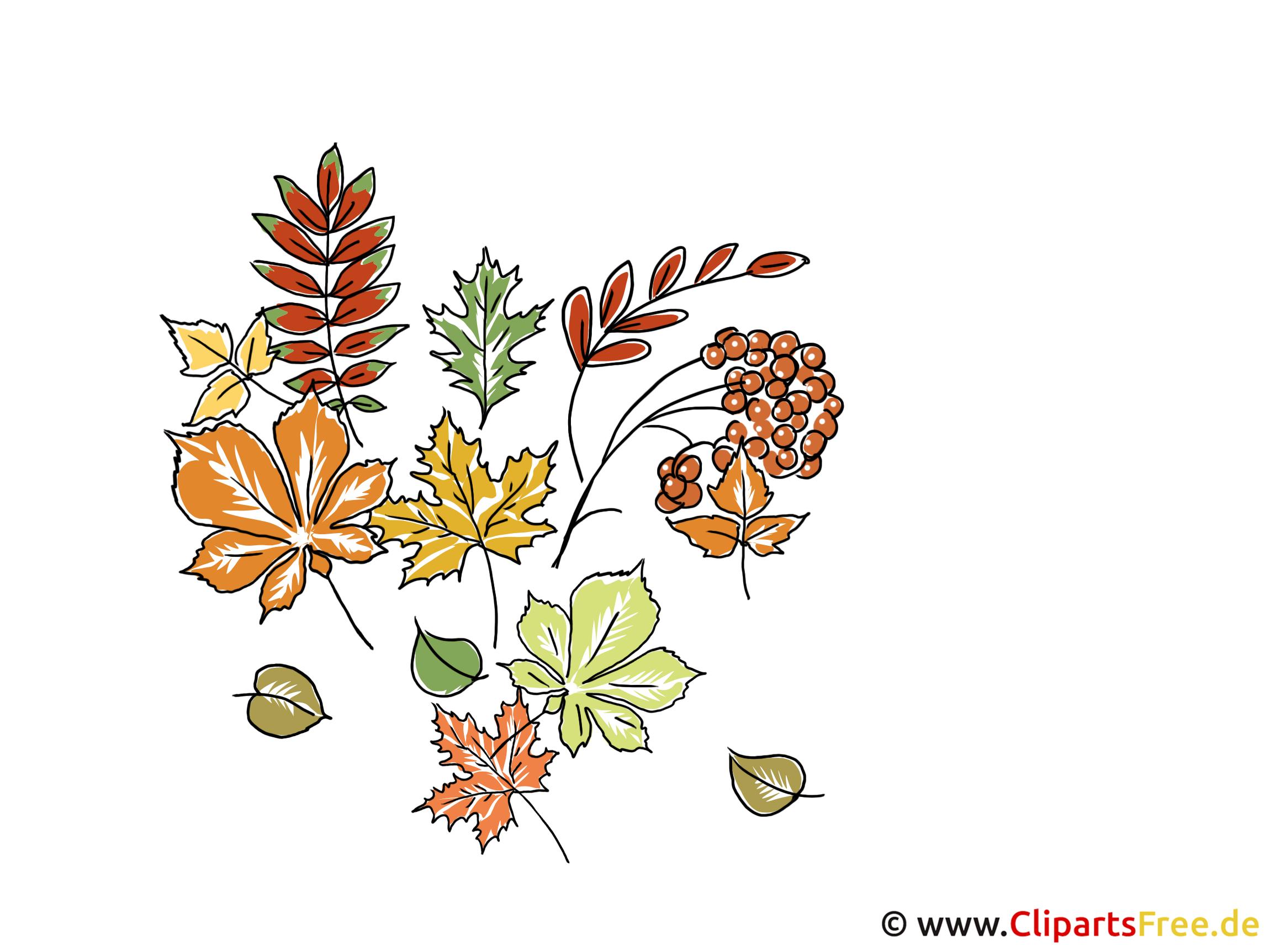 Clipart Und Bilder Herbst 5421 on Ausmalbilder Herbst