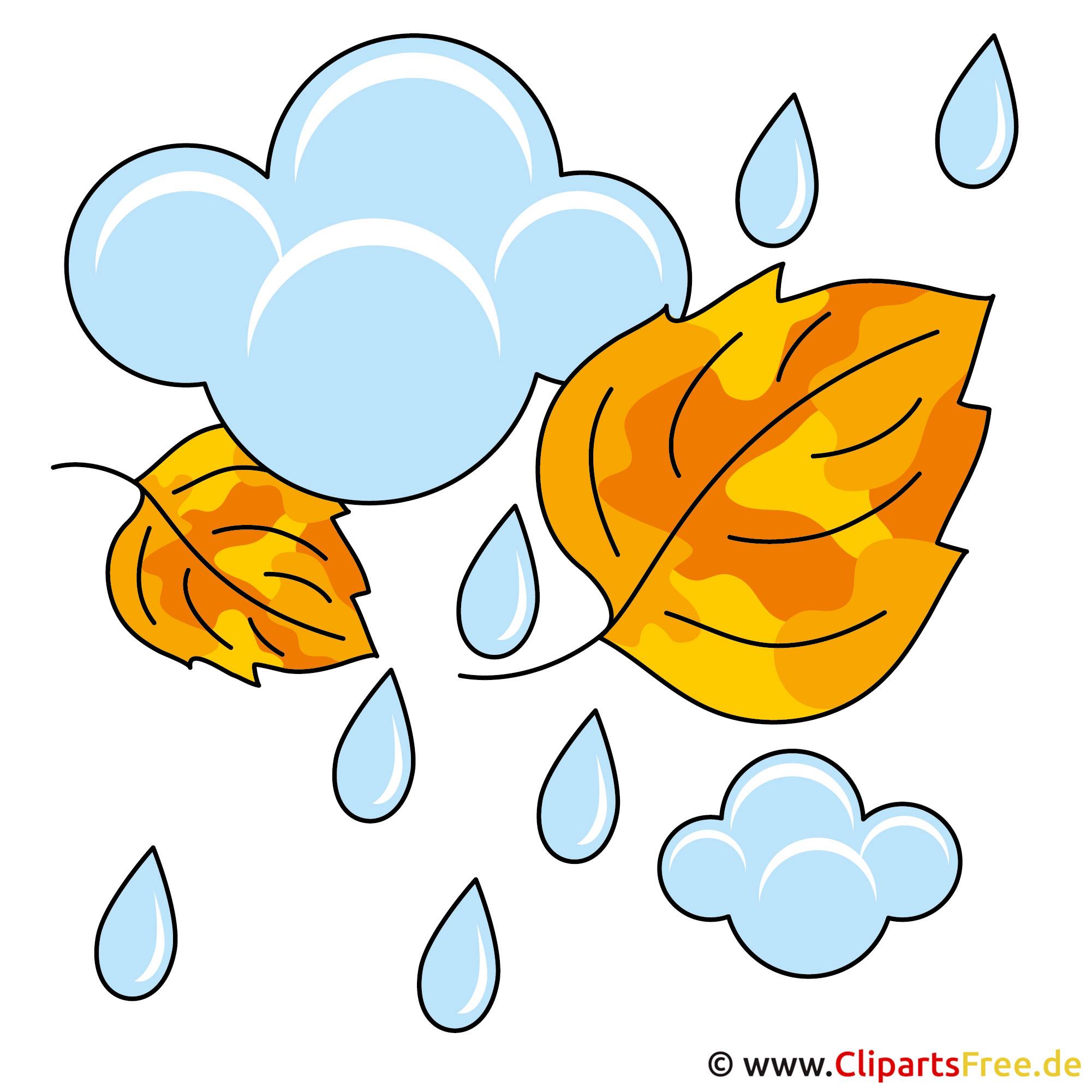 Herbst Bilder - Wolken Clipart