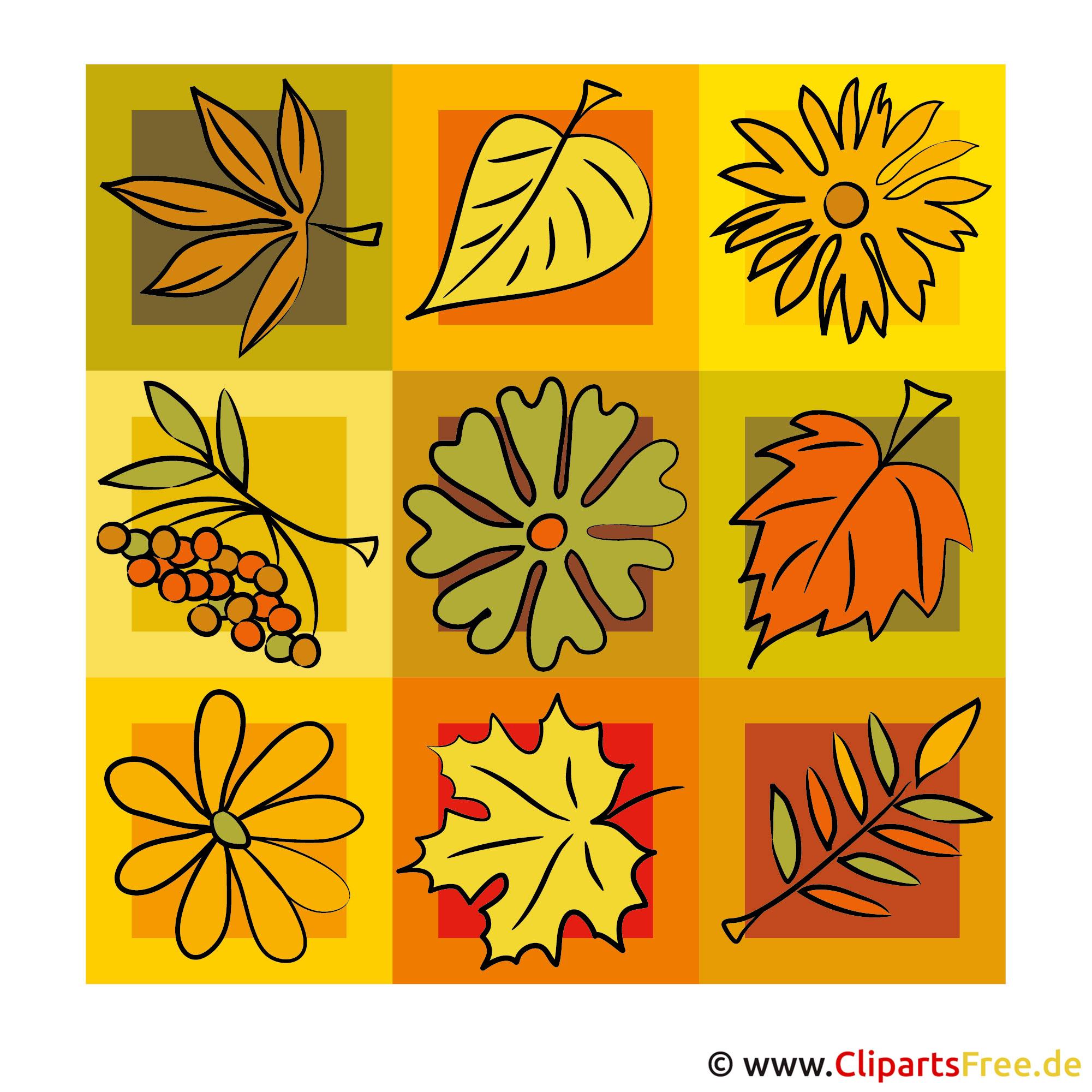 Herbst Bilder gratis zum Runterladen und Ausdrucken