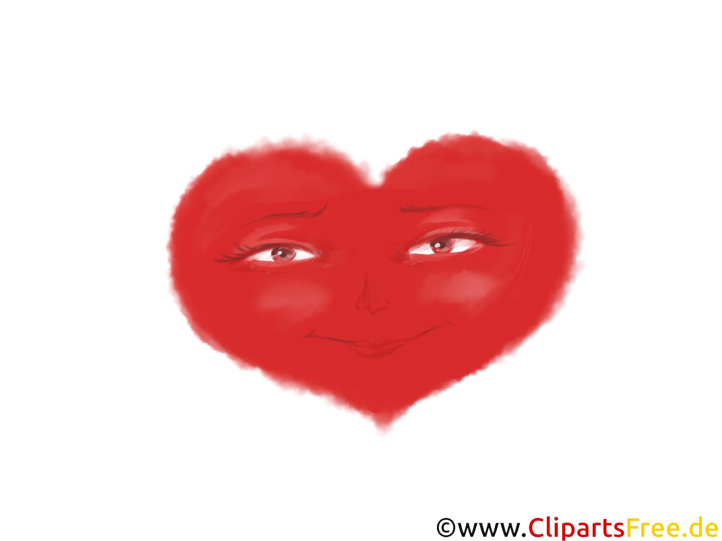 Herz kostenlose Clipart Bilder