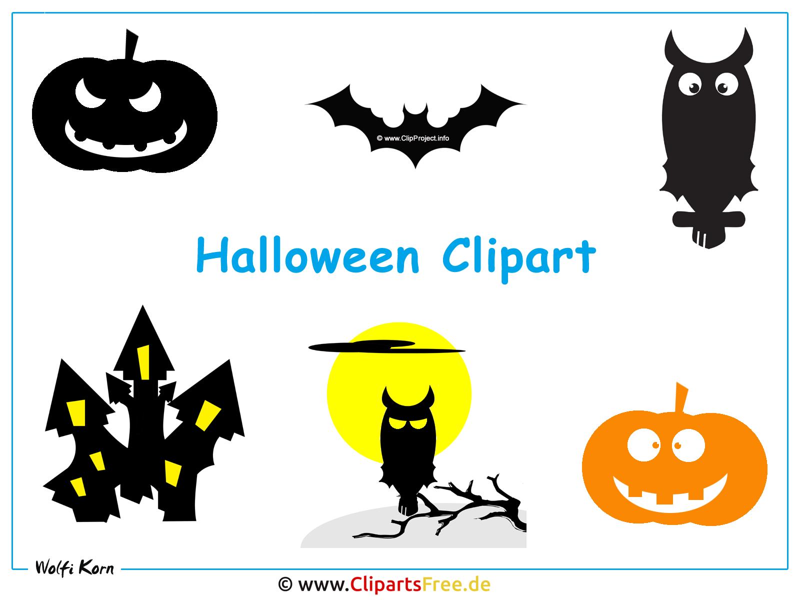 clipart kostenlos halloween - photo #1