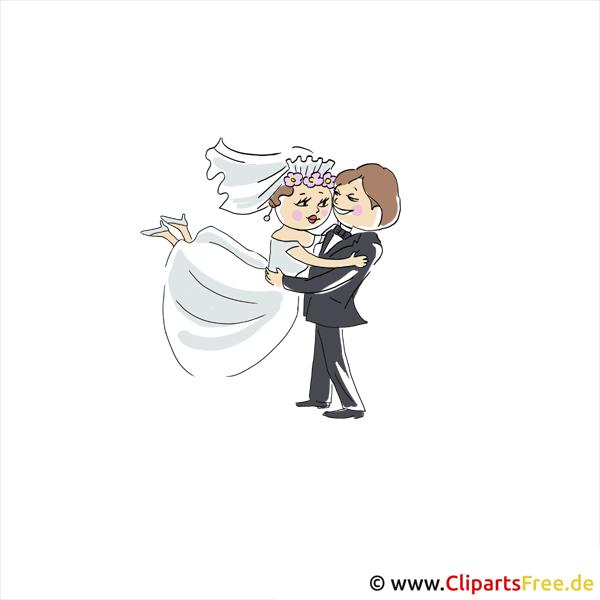 clipart kostenlos brautpaar - photo #10