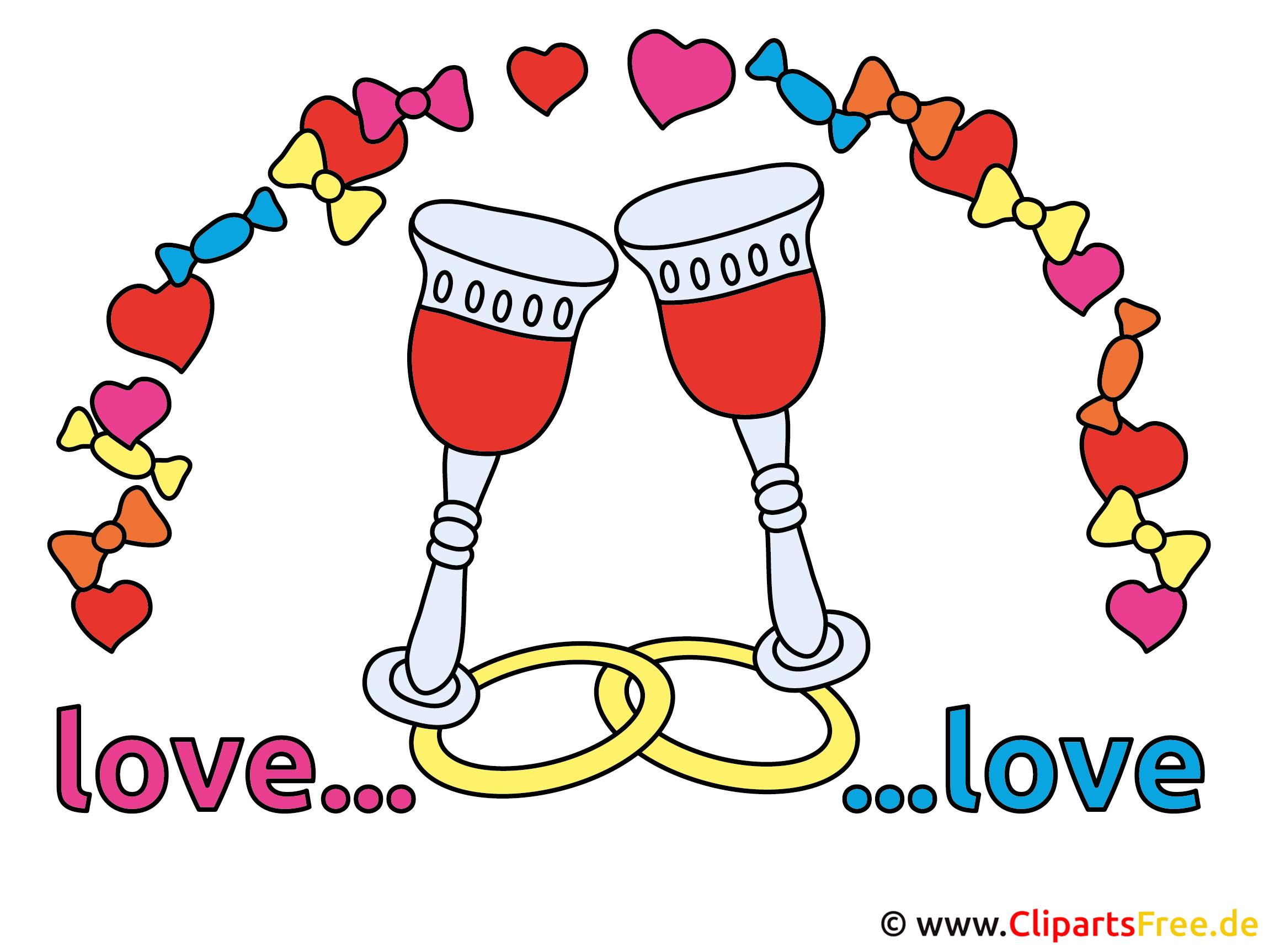 Hochzeitsbild Love