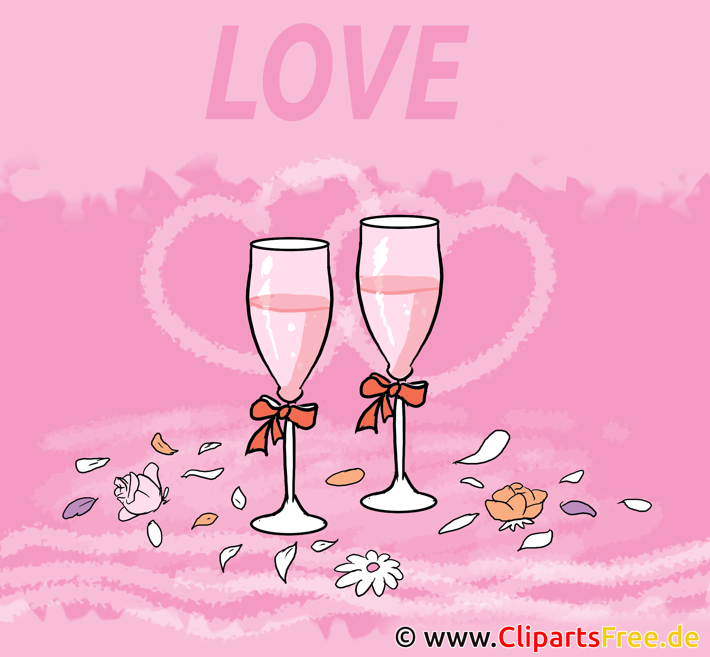 Wedding Card Wishes online for free