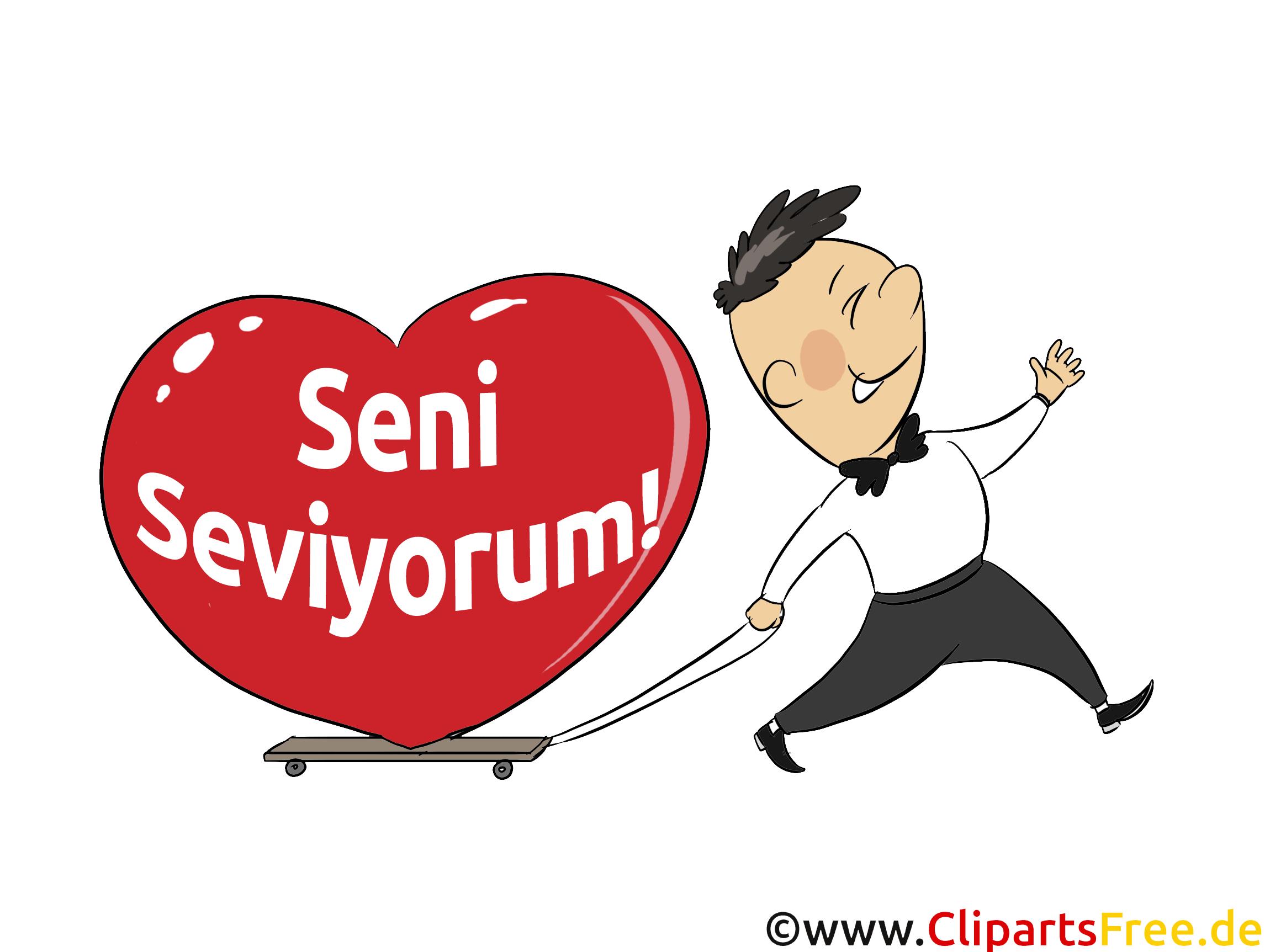 Ich will dich kennenlernen türkisch
