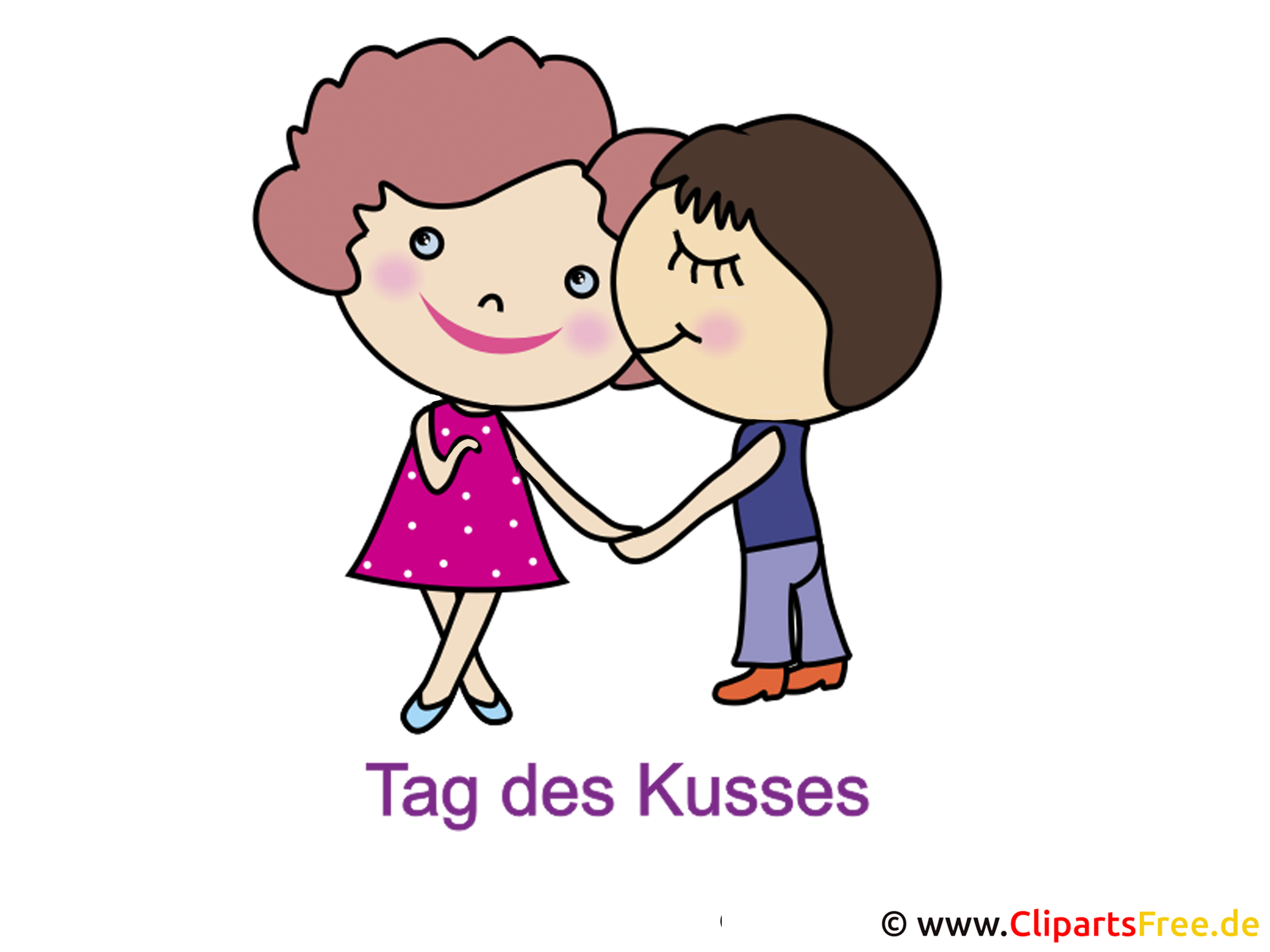 Welt Kuss Tag