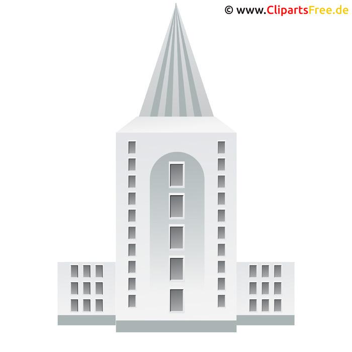 Haus Clipart Bild gratis