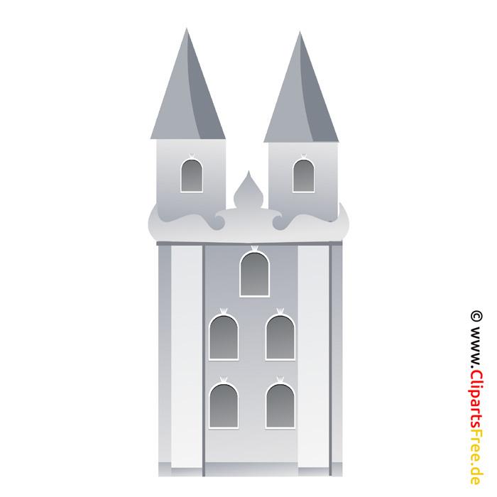 Kirche Clipart Bild kostenlos