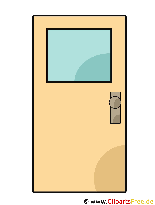Tür Bild, Illustration, Grafik