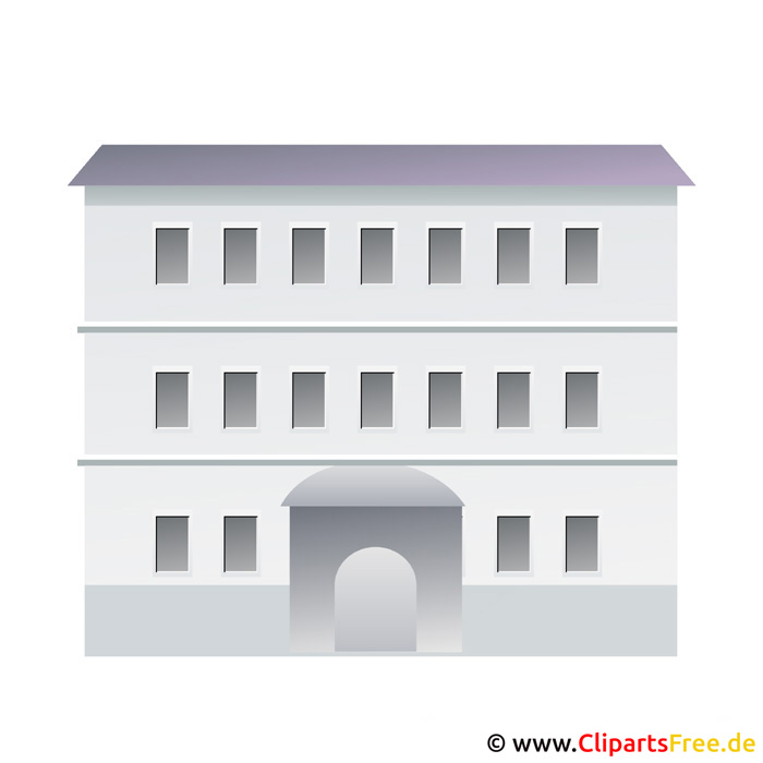 Uni Clipart kostenlos