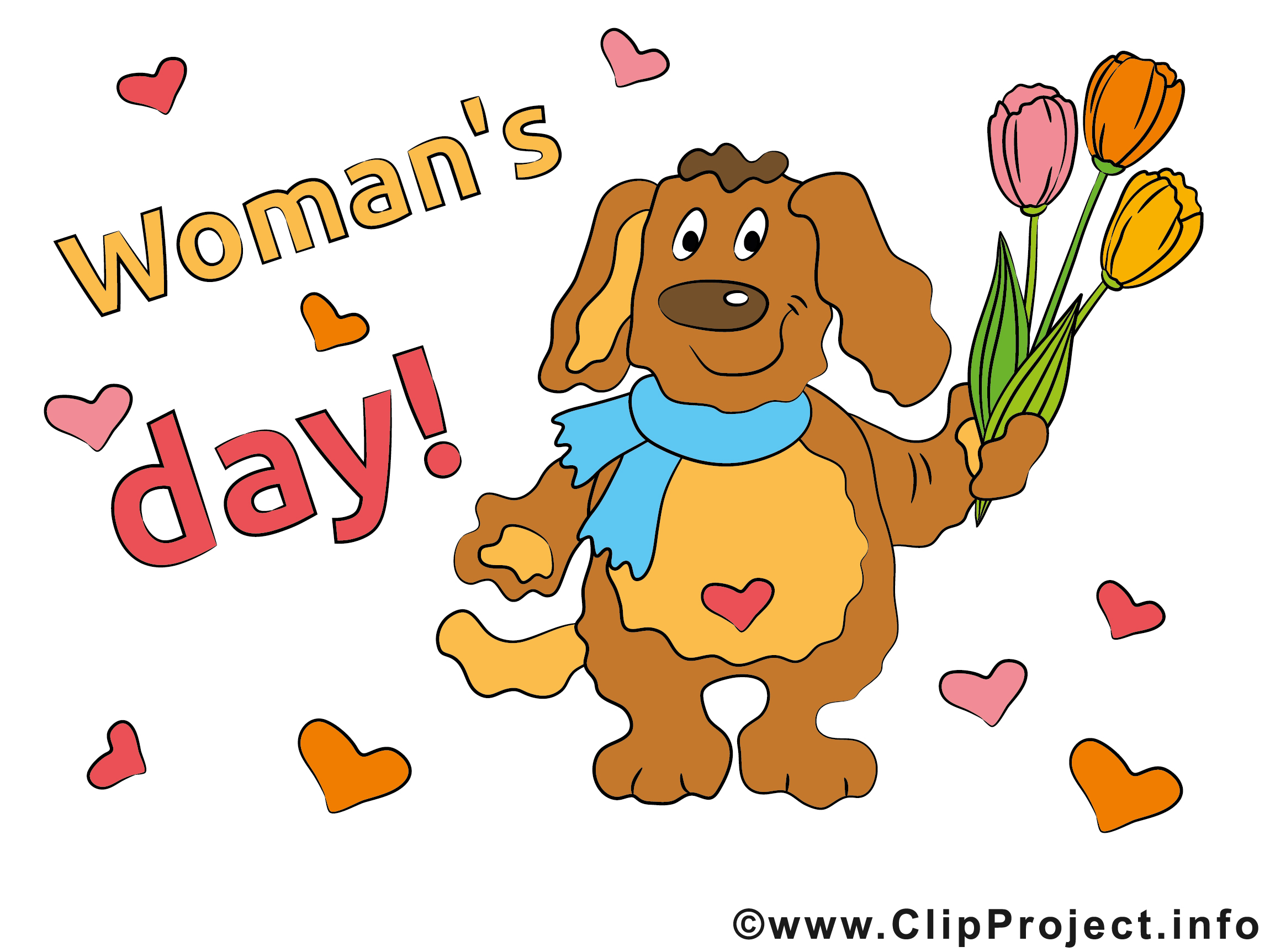 Frauen Tag 8 März 2015