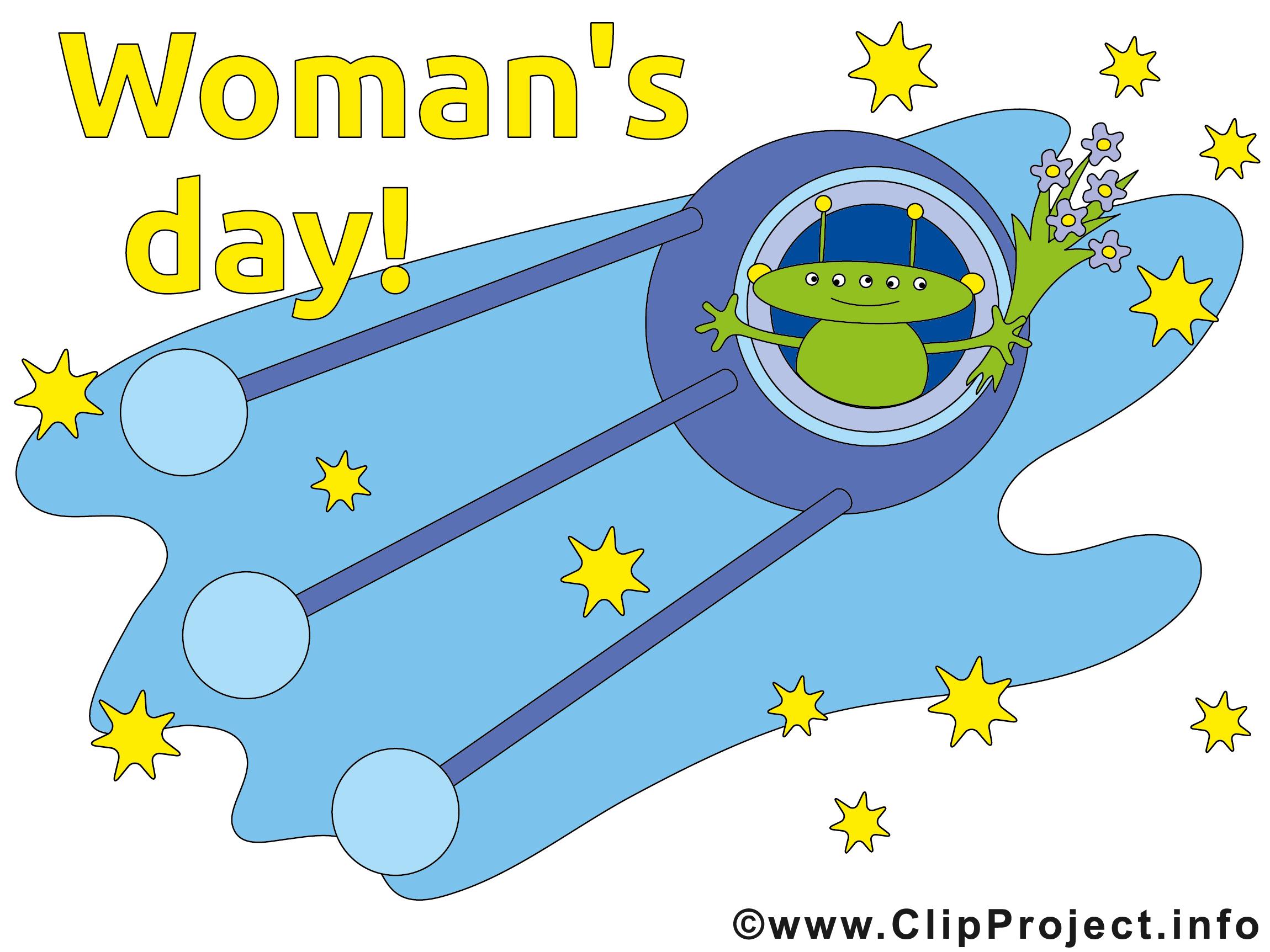 Kostenlose Karte zum Frauentag