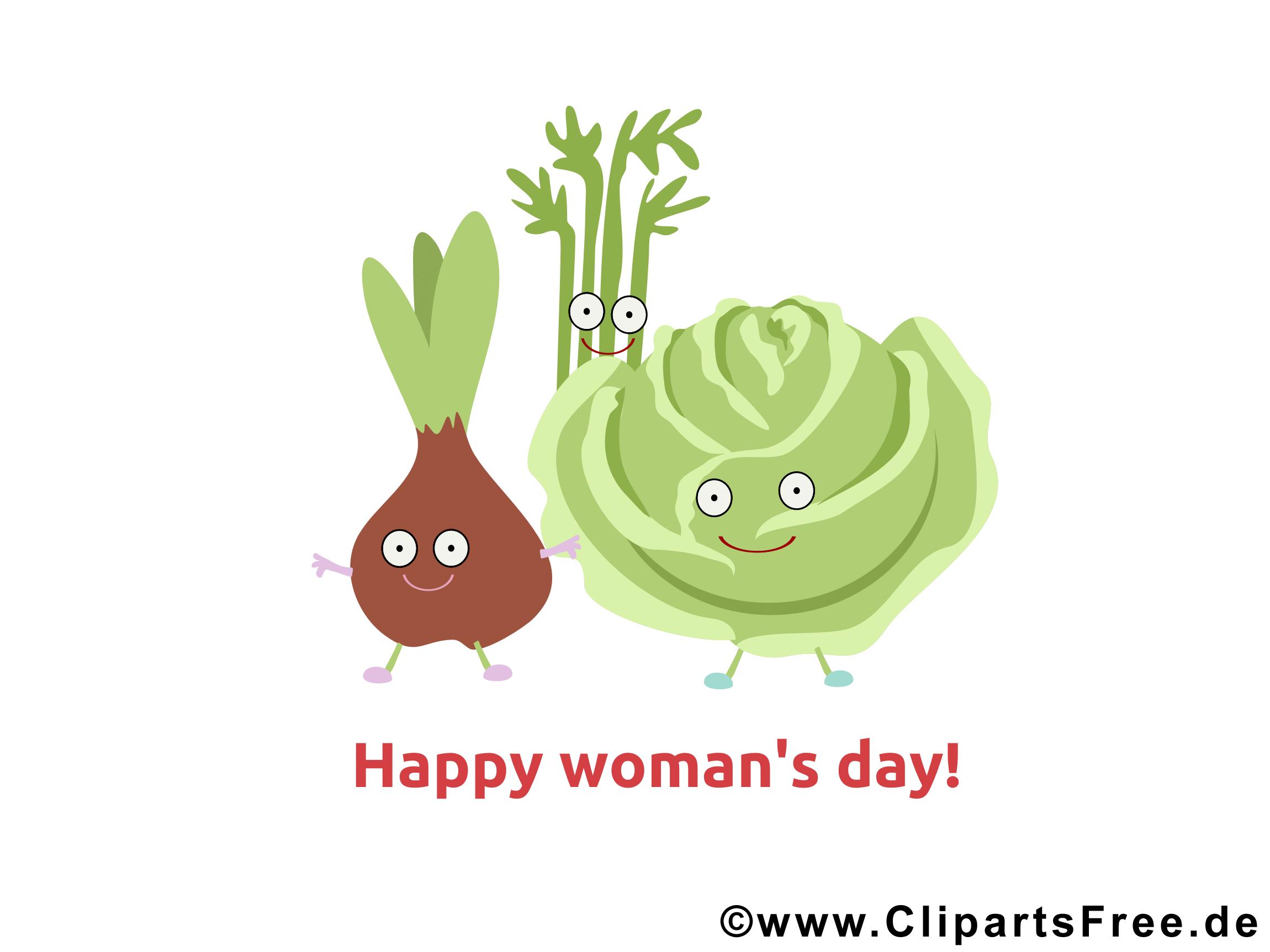 Witzige Bilder zum Frauentag