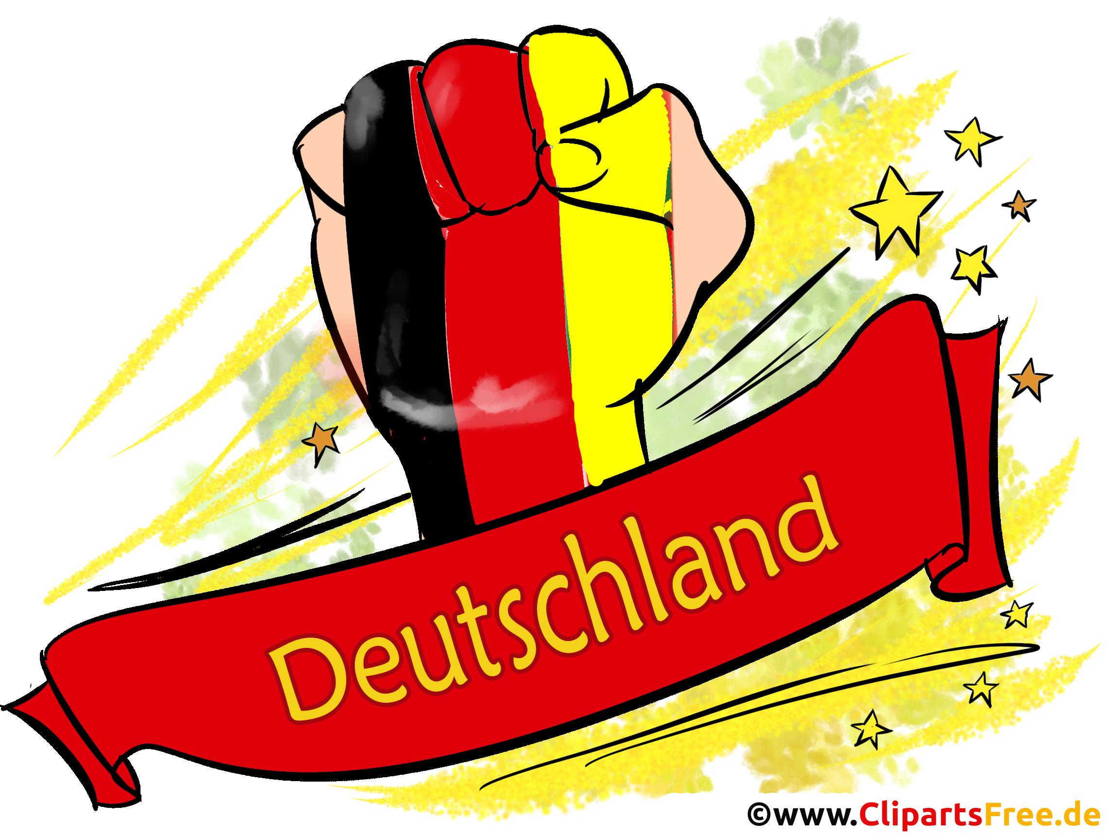 Deutschlland Plakat in Hochauflösung zum Drucken